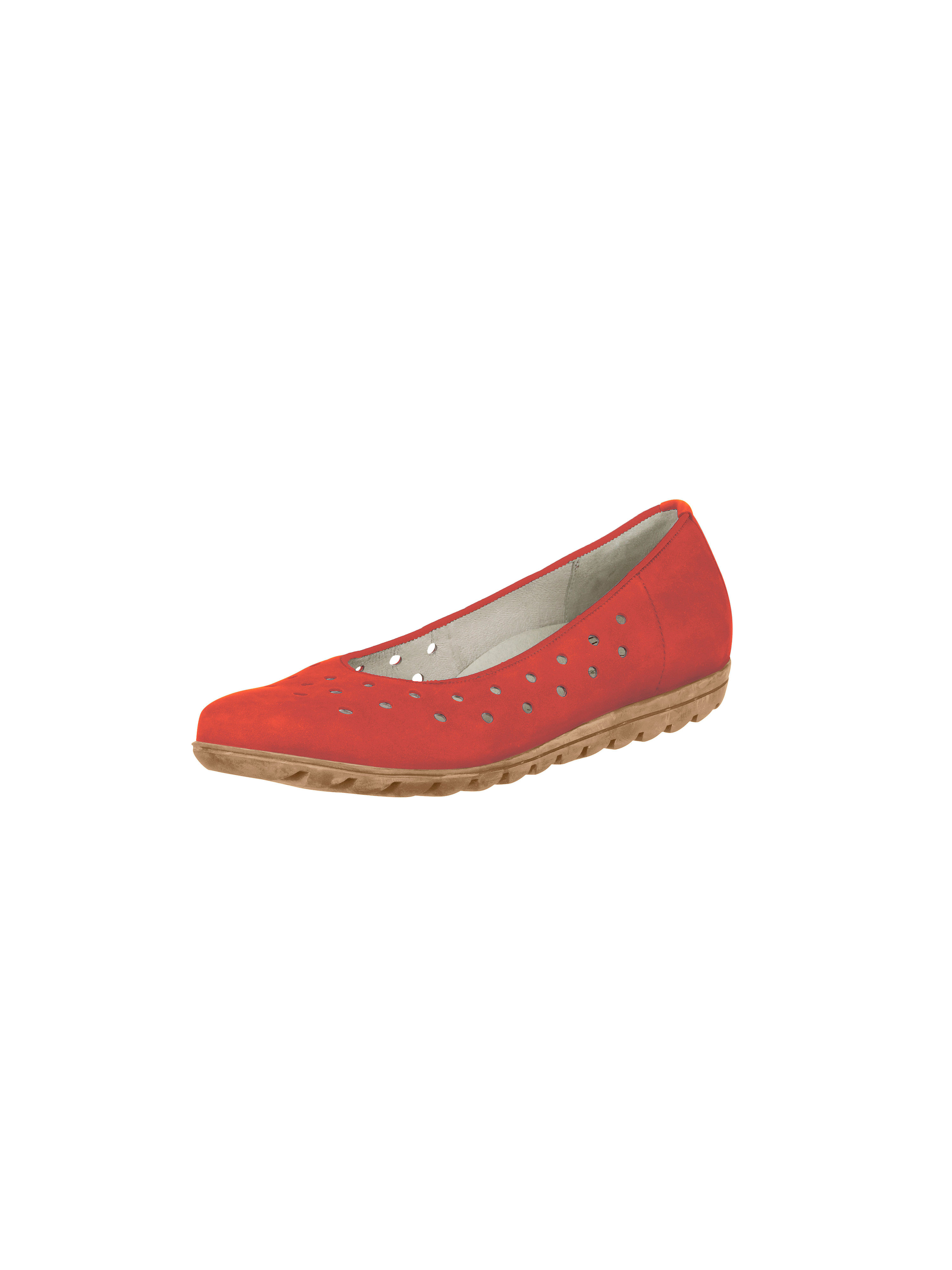Ballerina's Van Waldlufer rood