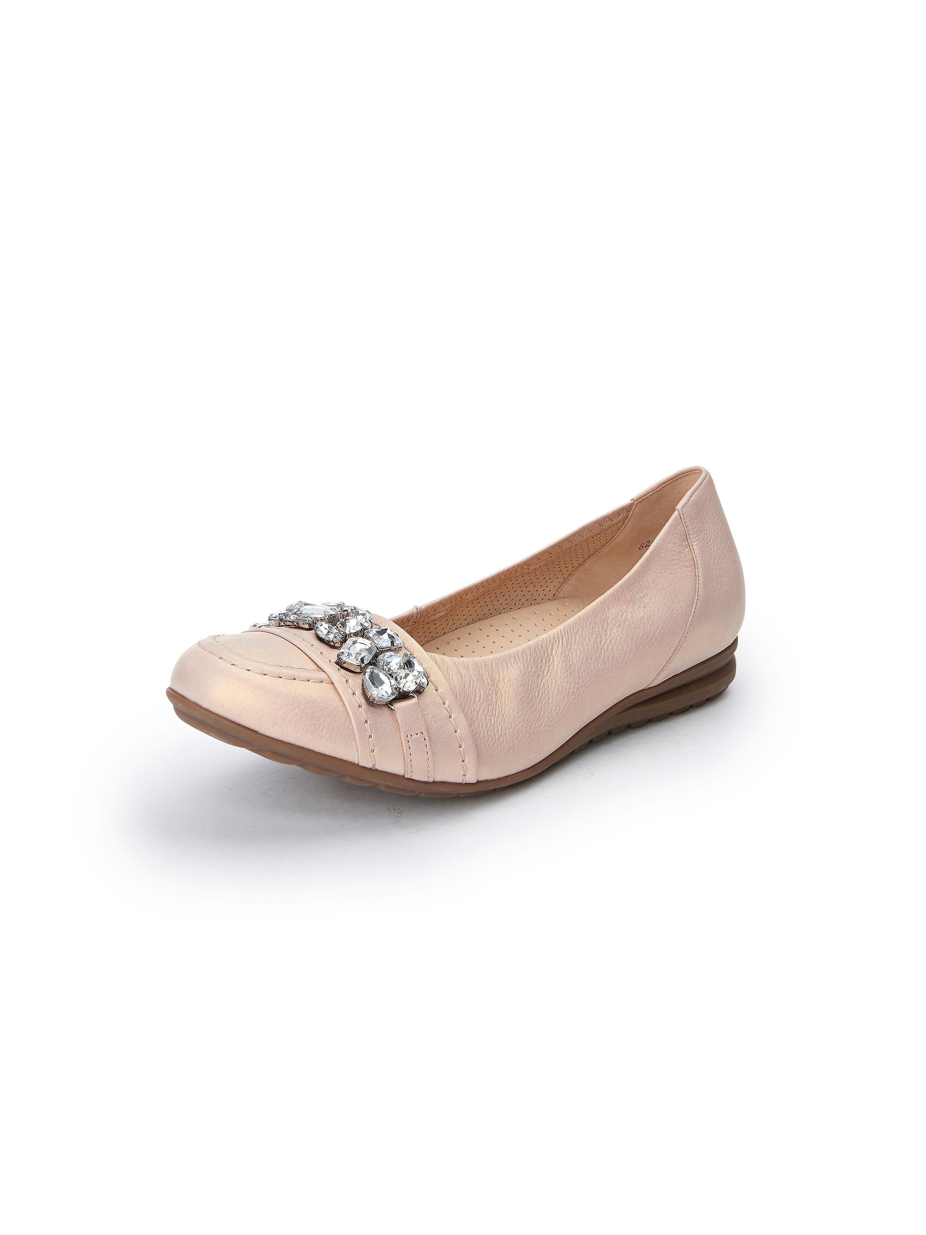 Image of   Ballerinasko i 100% skind Fra Gabor rosé