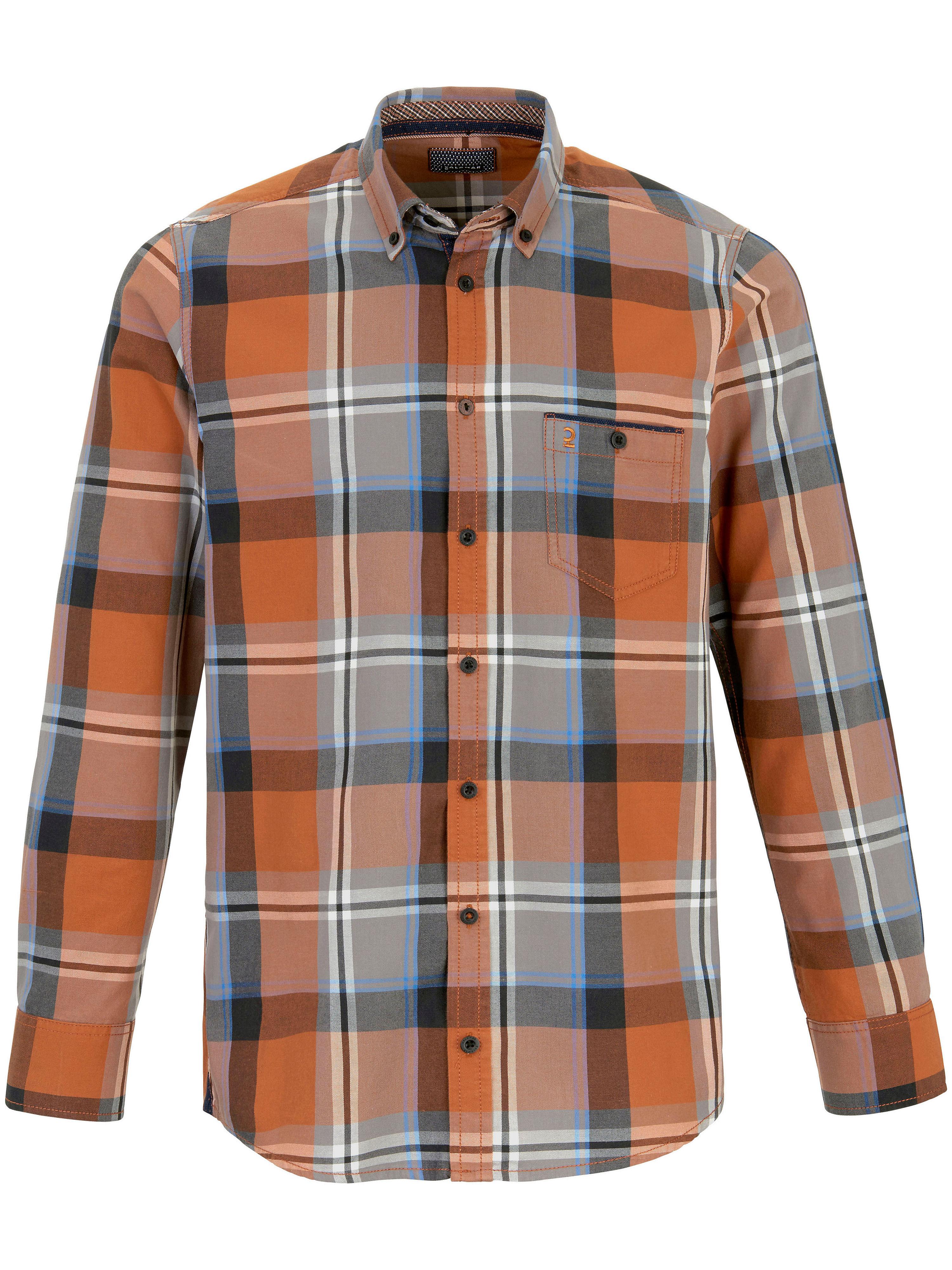 La chemise à carreaux  CALAMAR multicolore