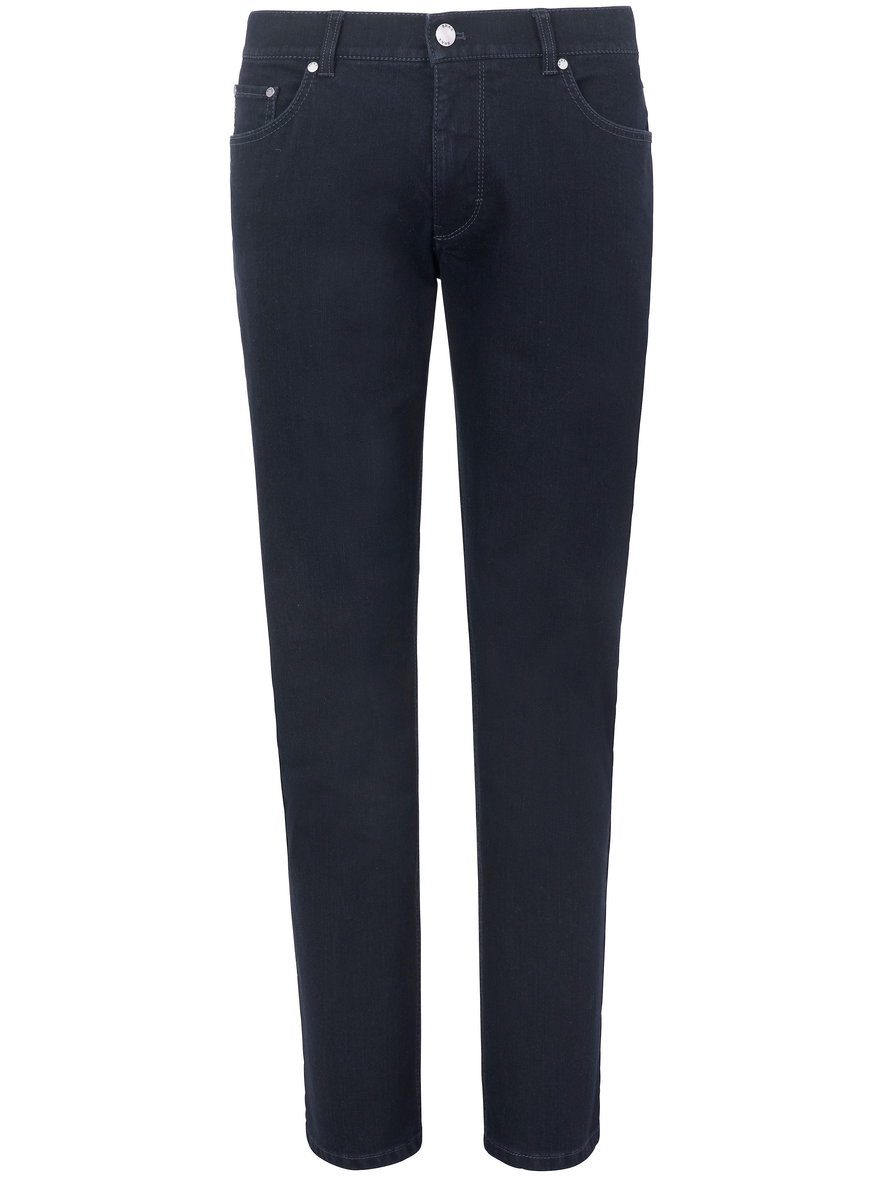 Jeans model Cooper denim Van Brax Feel Good blauw