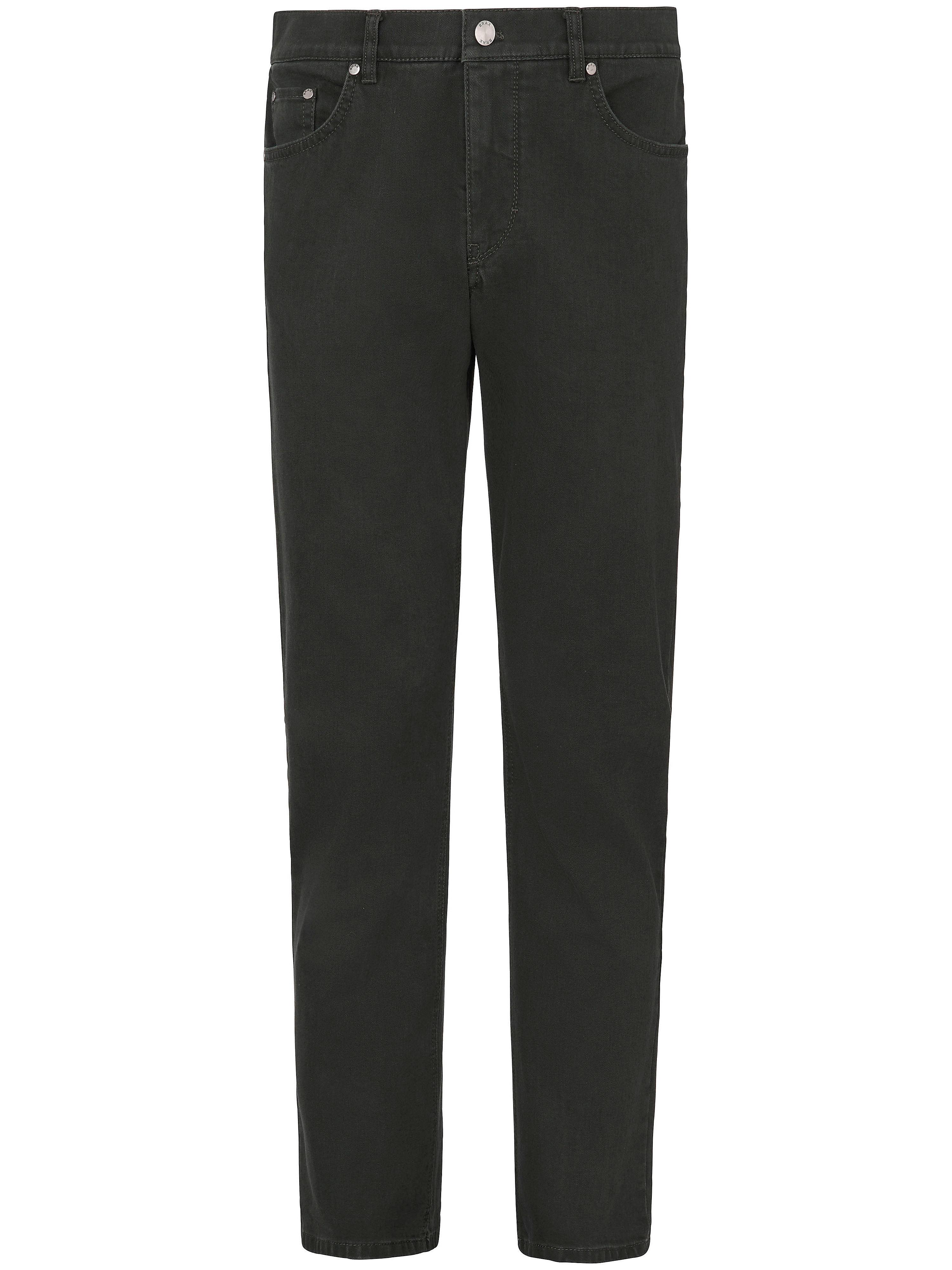 42ea44f0bdc Image of Comfortable Fit-jeans model Cooper denim Fra Brax Feel Good grøn