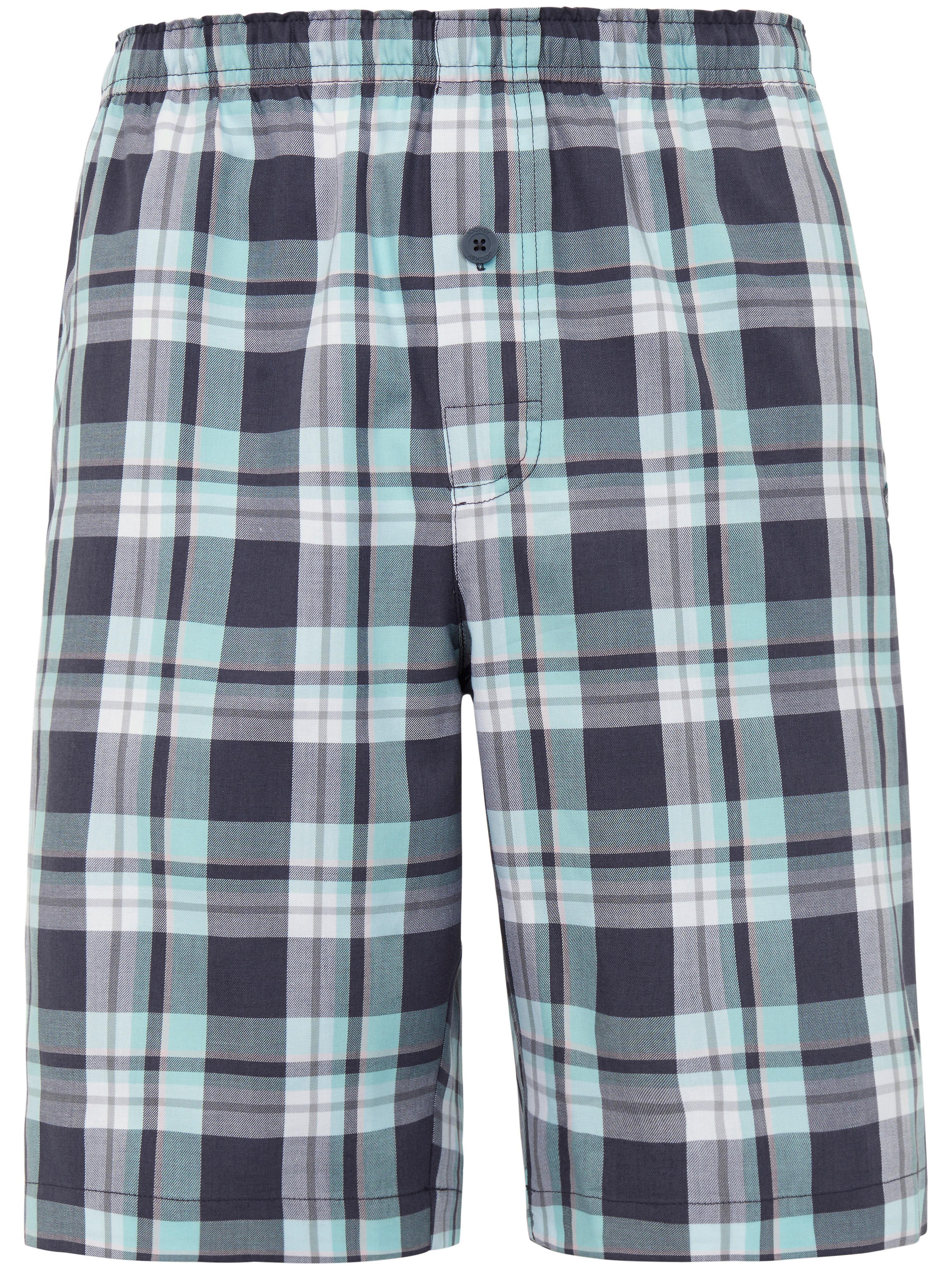 Pyjamabroek Van Jockey blauw