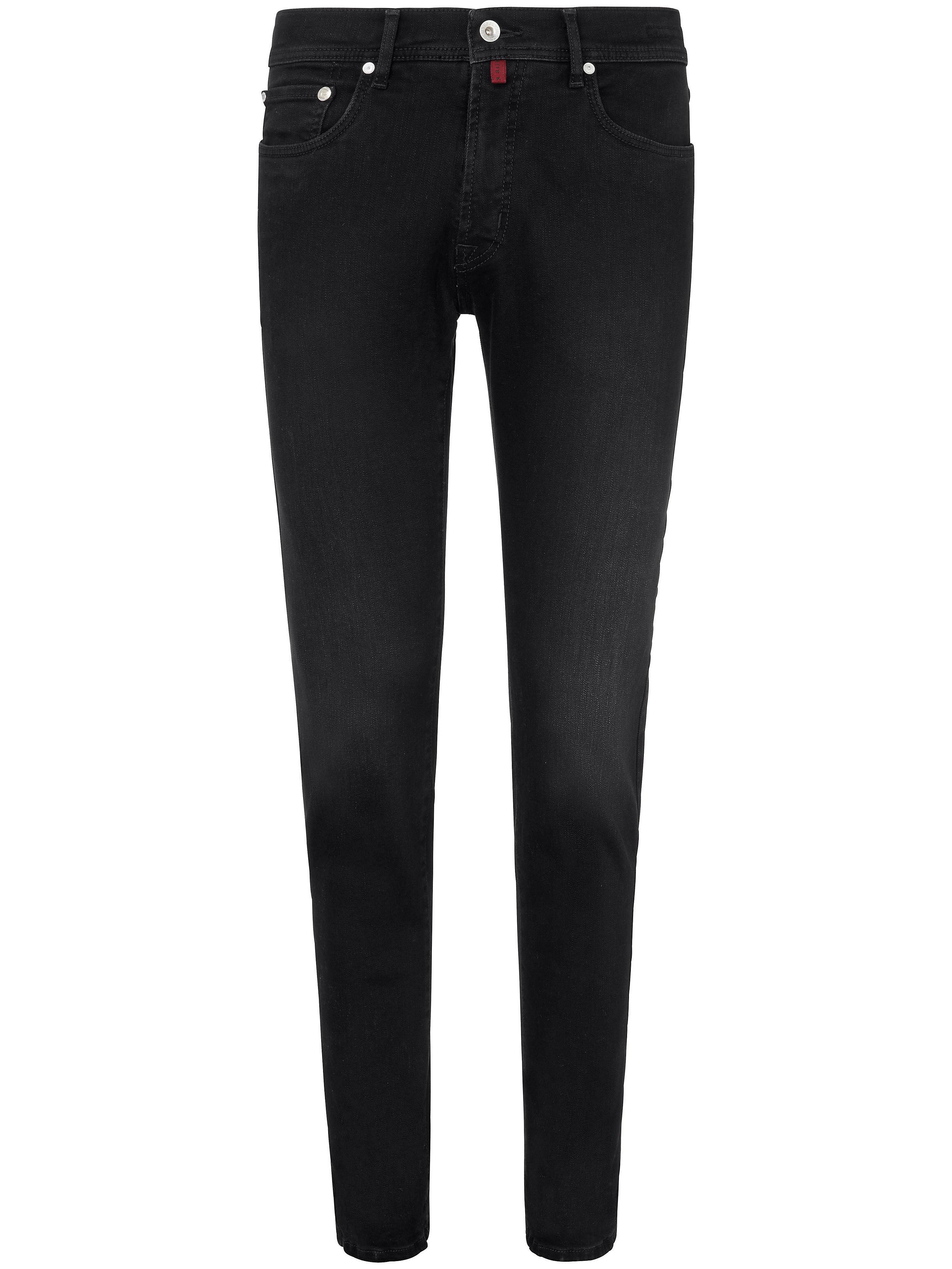 Jeans, model Lyon Van Pierre Cardin zwart