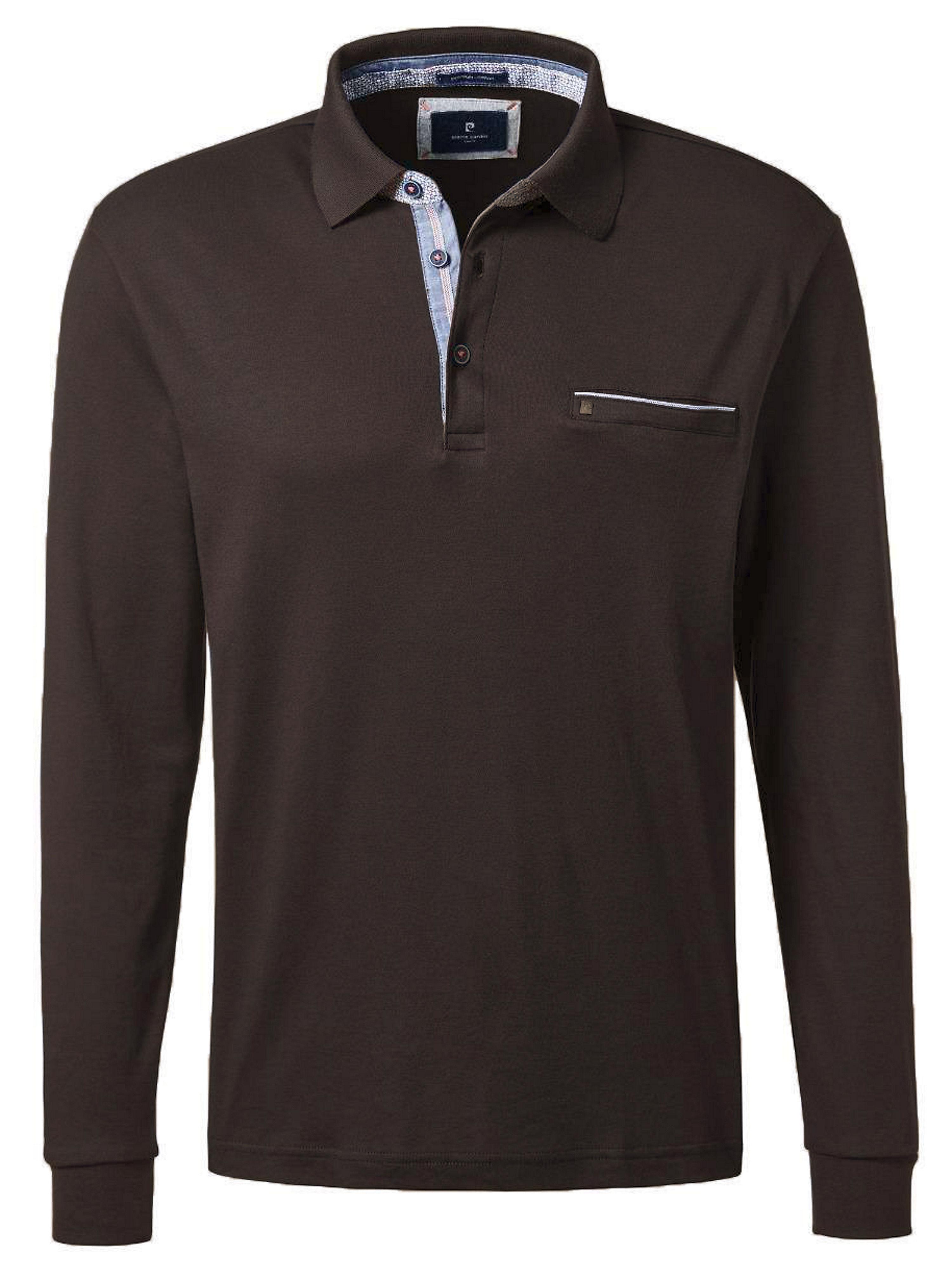 Poloshirt Van Pierre Cardin grijs