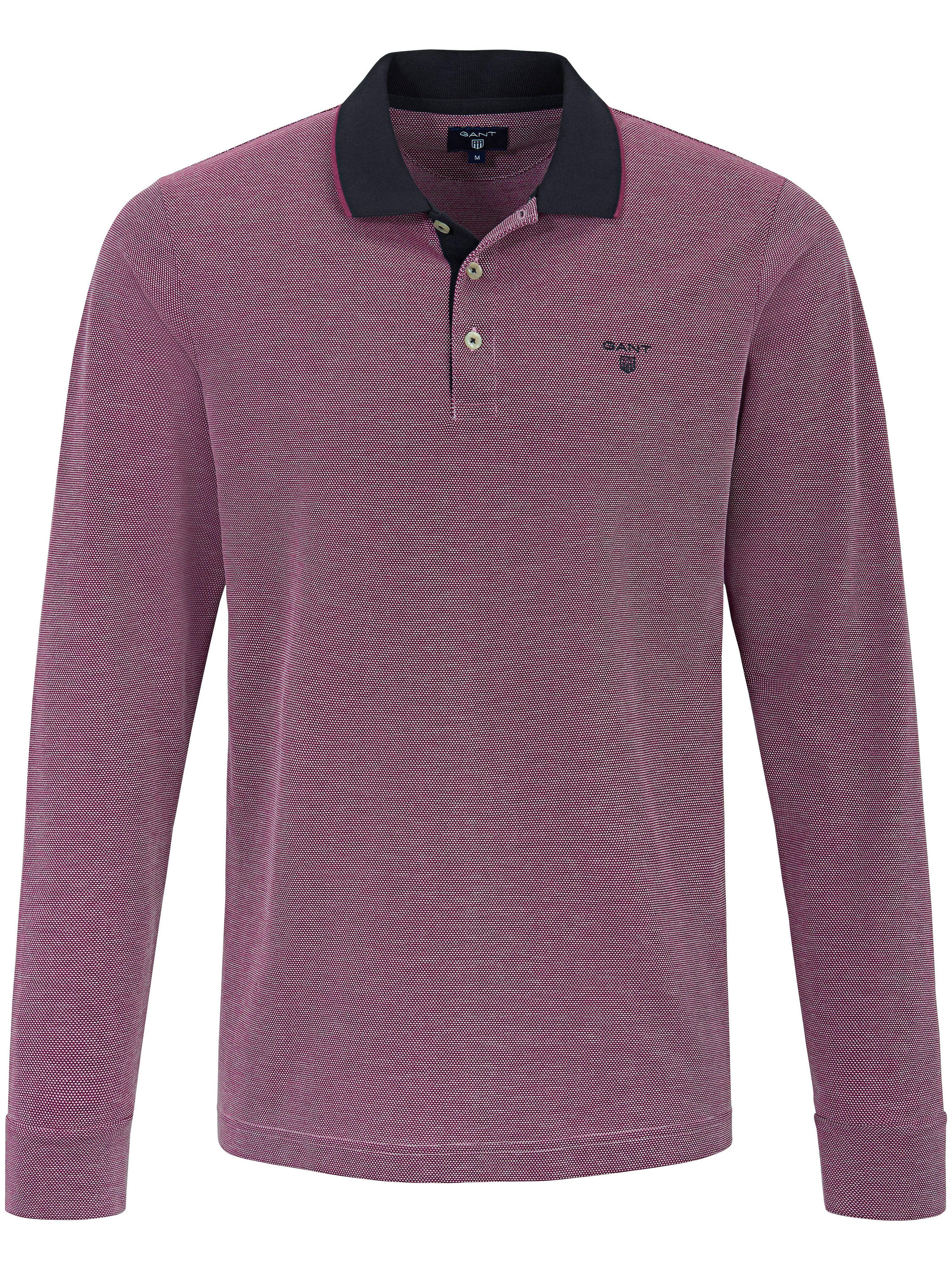 Image of   Poloshirt i sporty designerstil Fra GANT pink