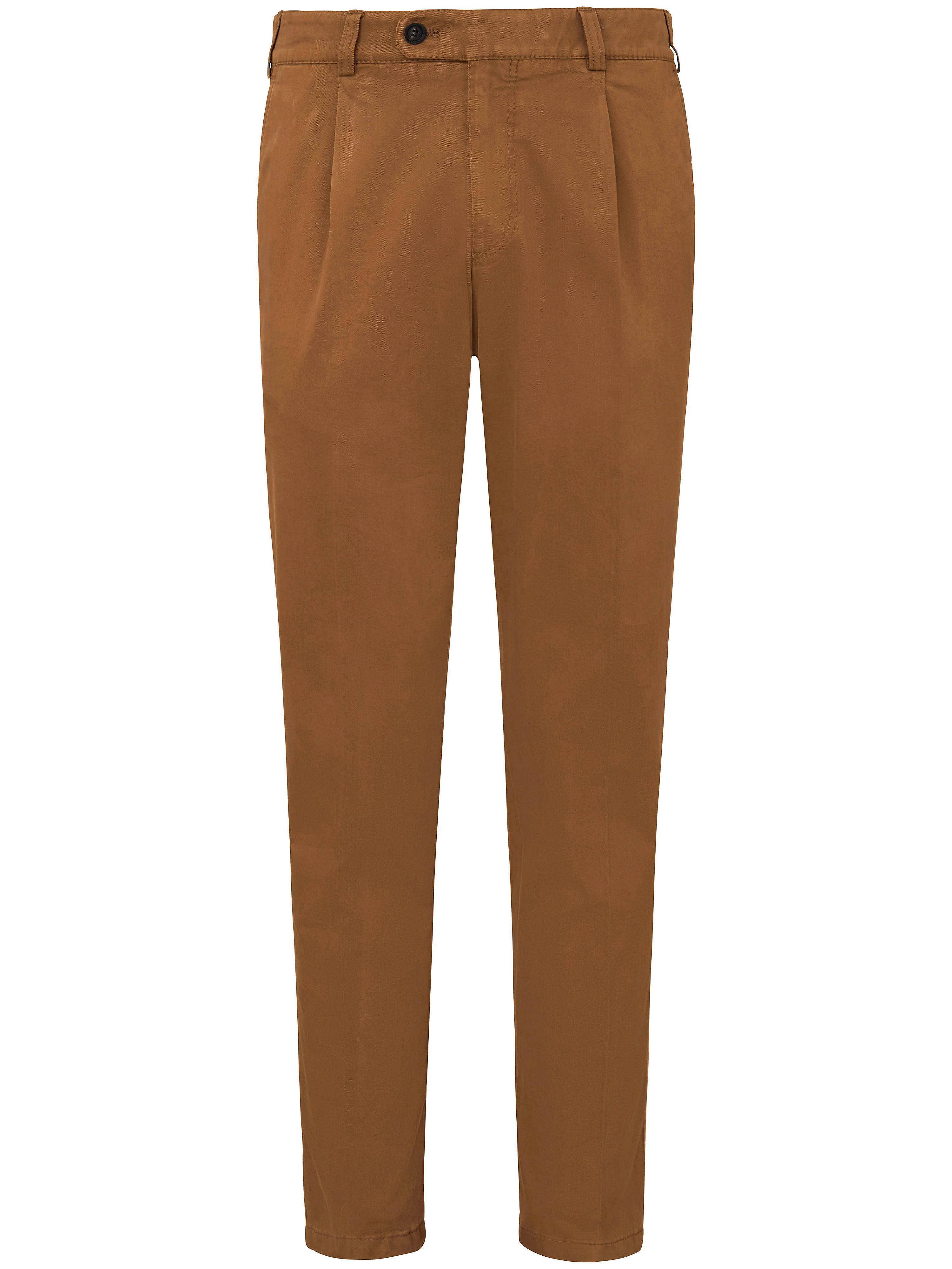 Image of   Perfect-Cut bukser læg model Luis Fra Eurex by Brax gul