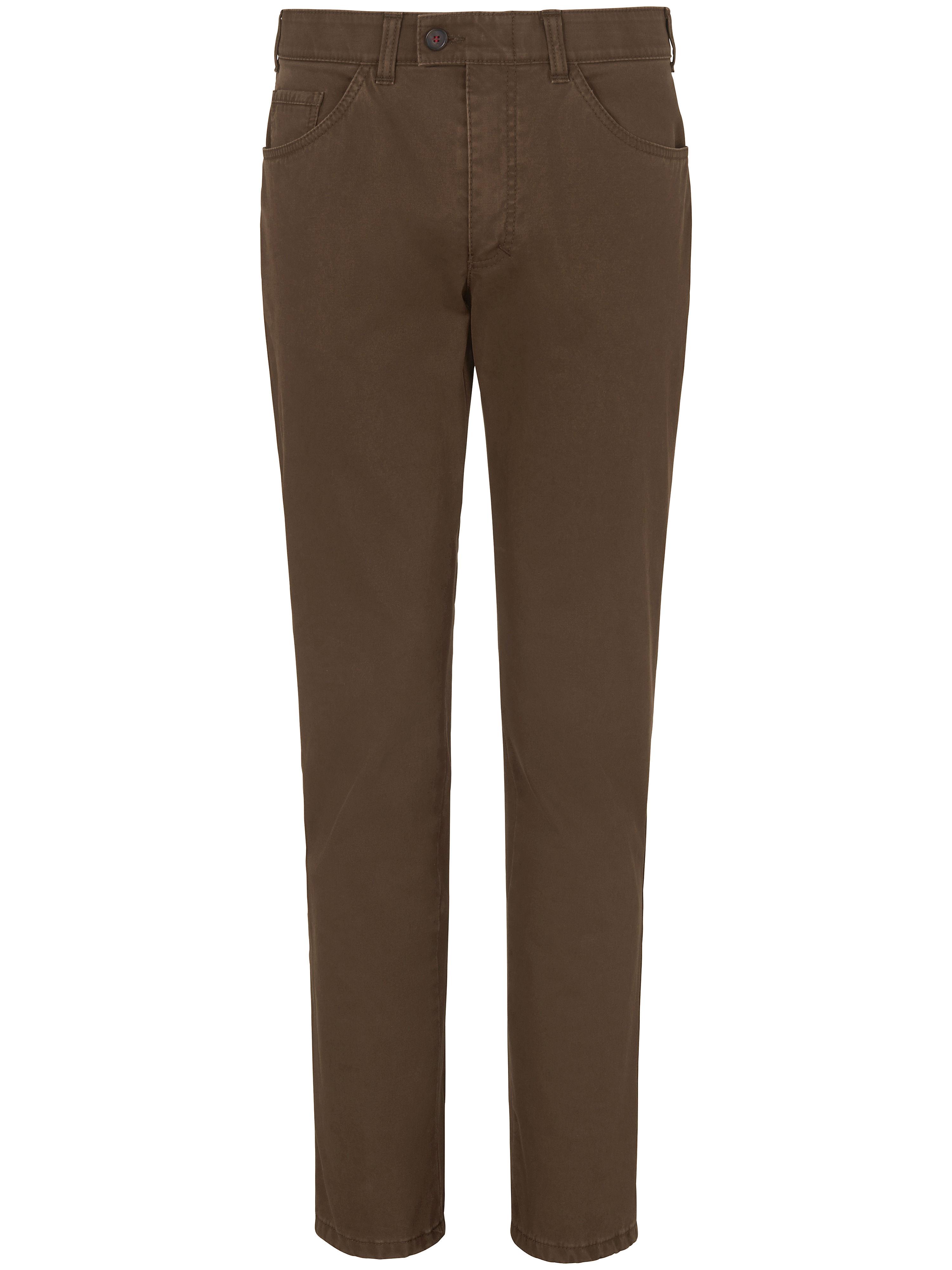 Le pantalon chaud Modèle Keno  CLUB OF COMFORT marron