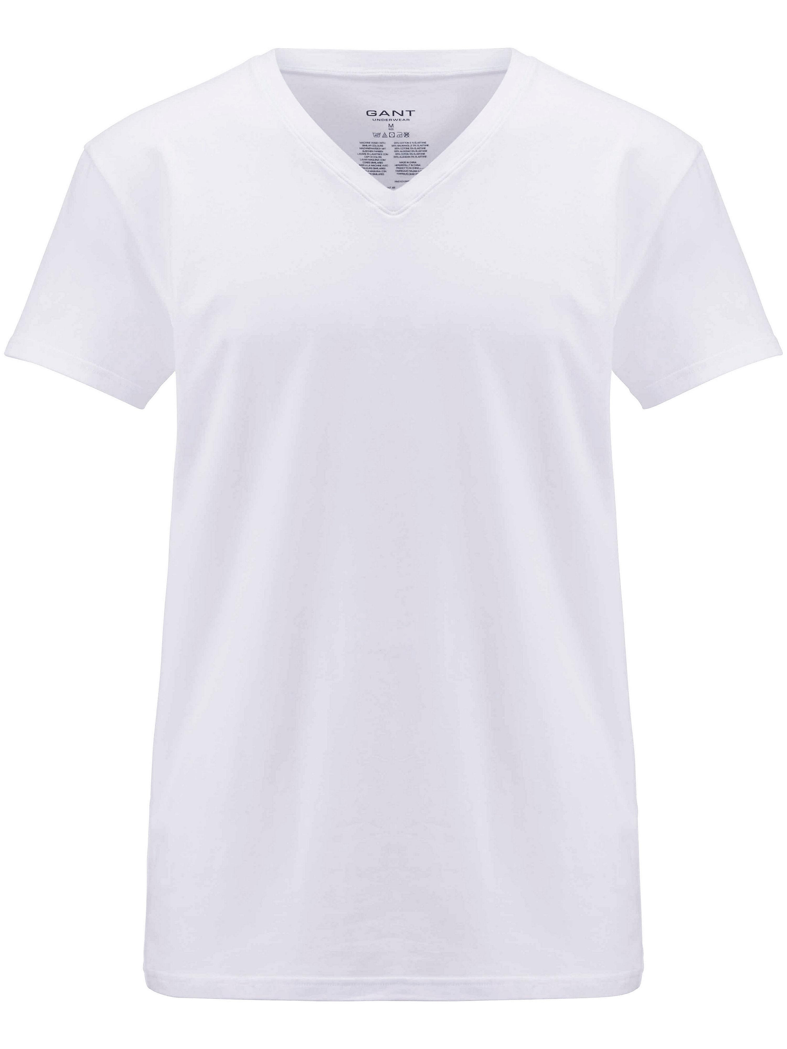 Shirt Van GANT wit