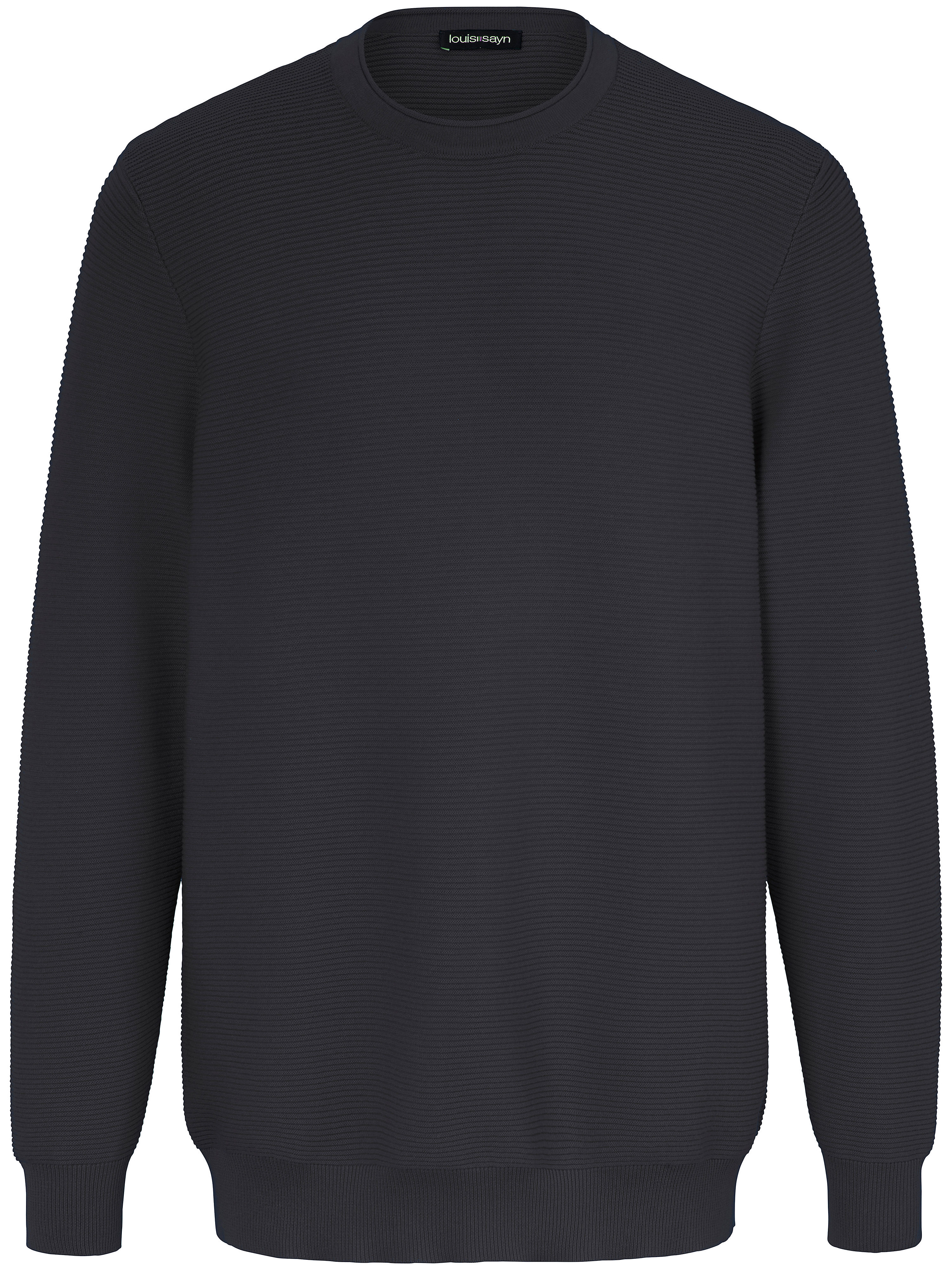 Le pull  Louis Sayn gris taille 58
