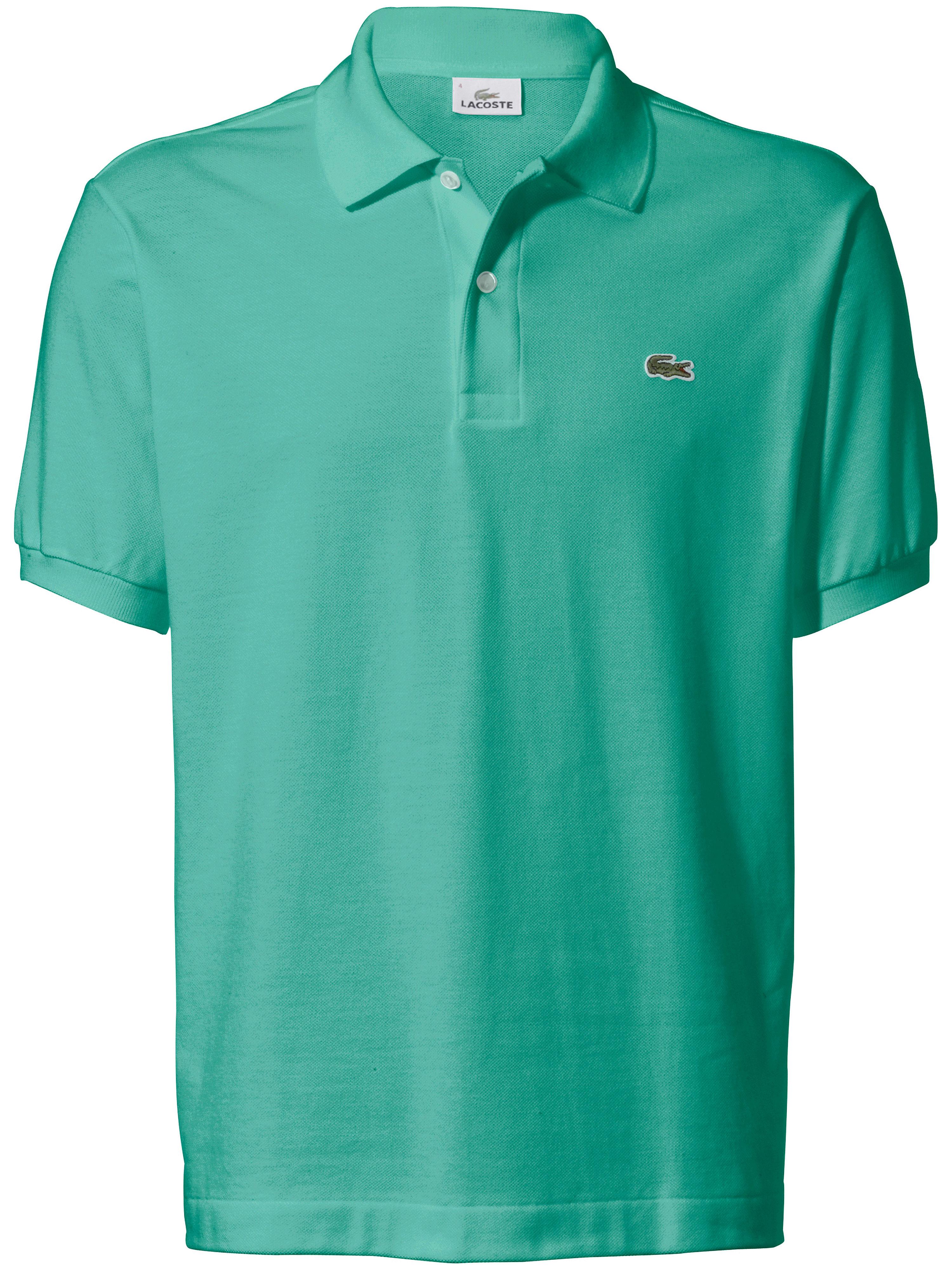 Image of   Poloshirt kort ærme Fra Lacoste grøn