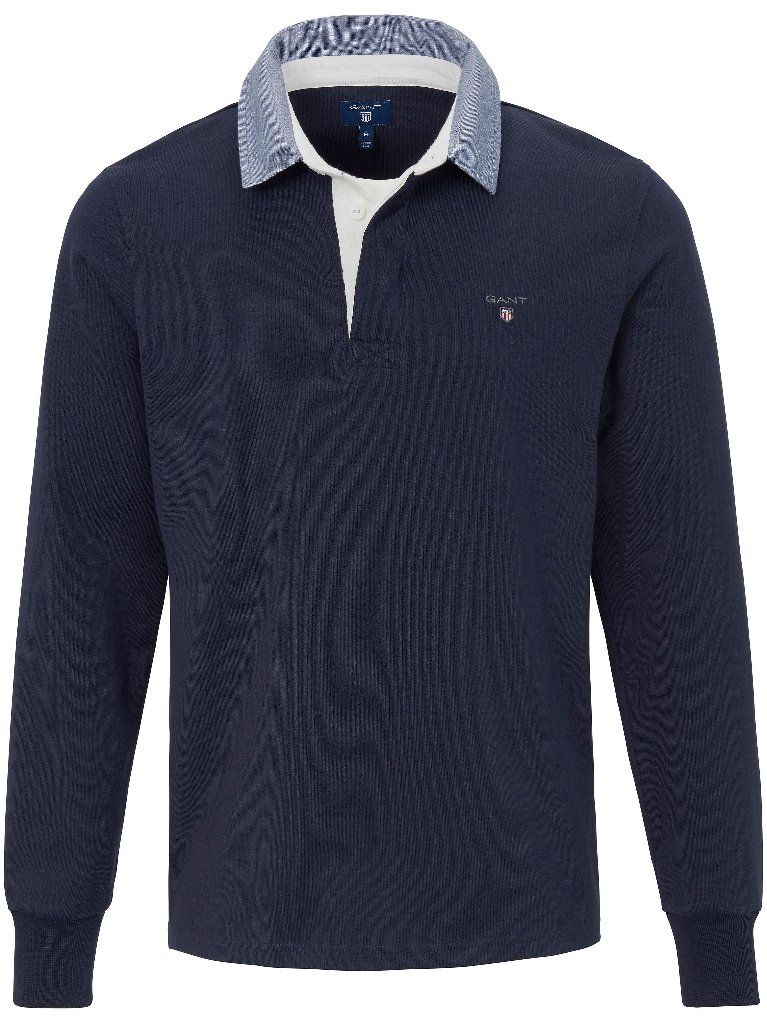Image of   Rugbyskjorte Fra GANT blå