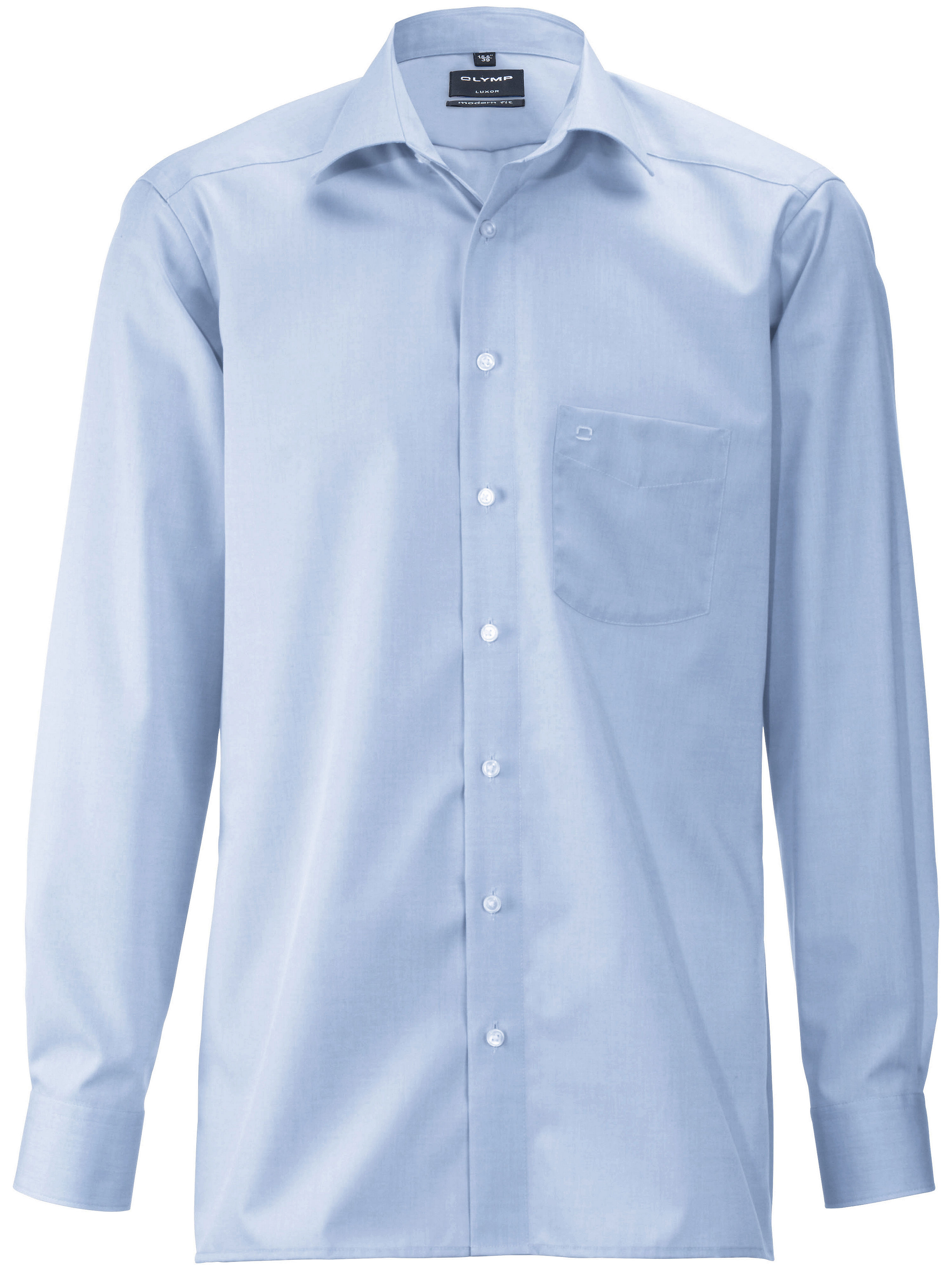 La chemise  Olymp Luxor bleu taille 40