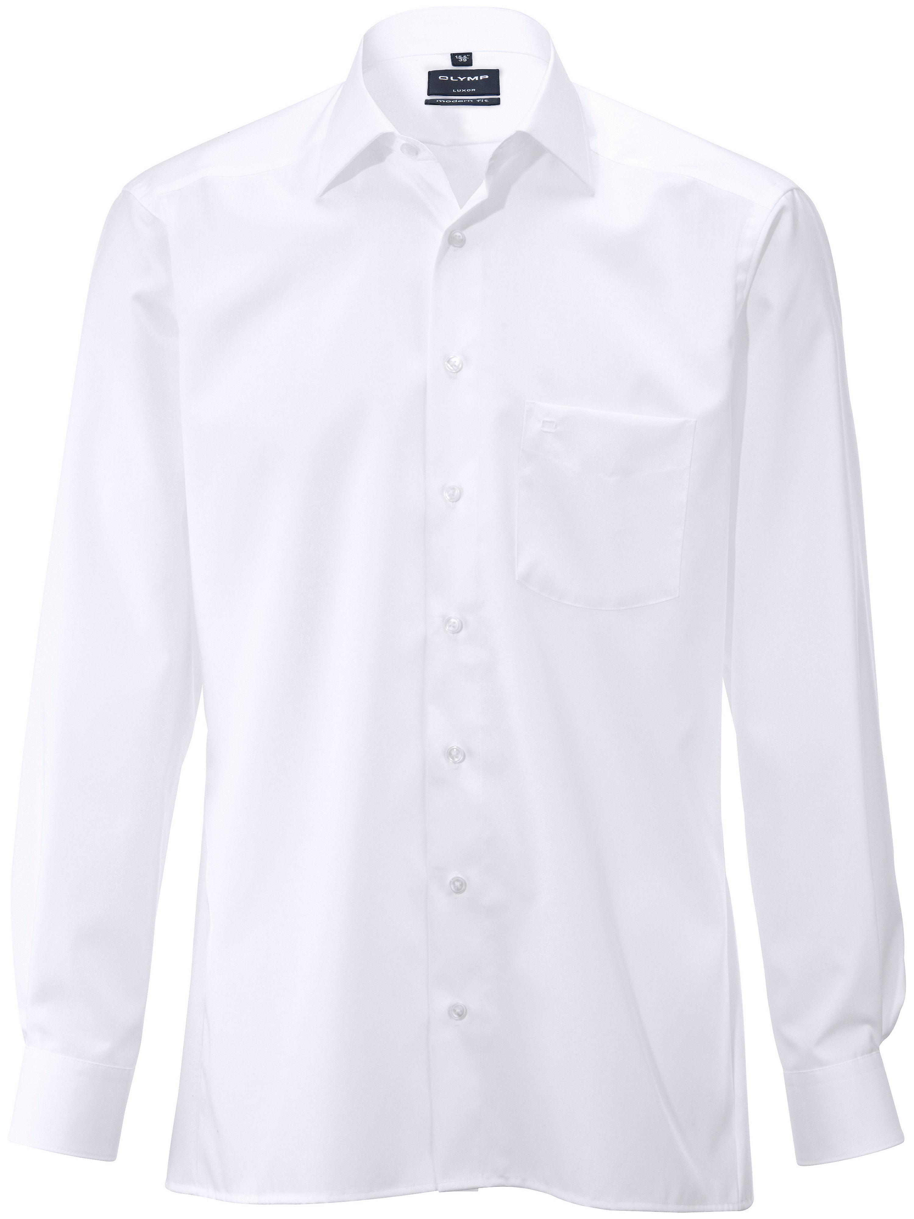 La chemise  Olymp Luxor blanc