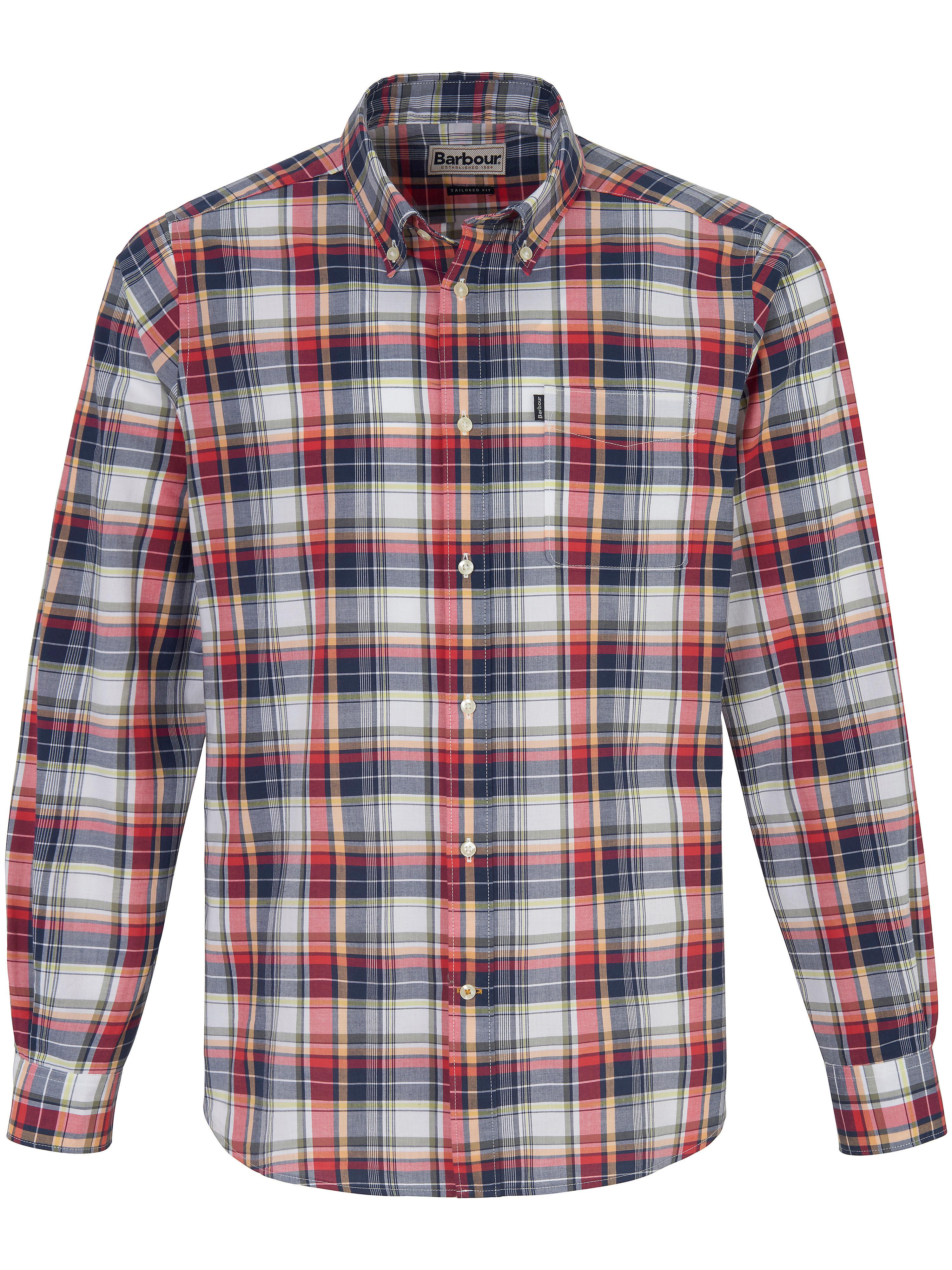La chemise 100% coton  Barbour multicolore