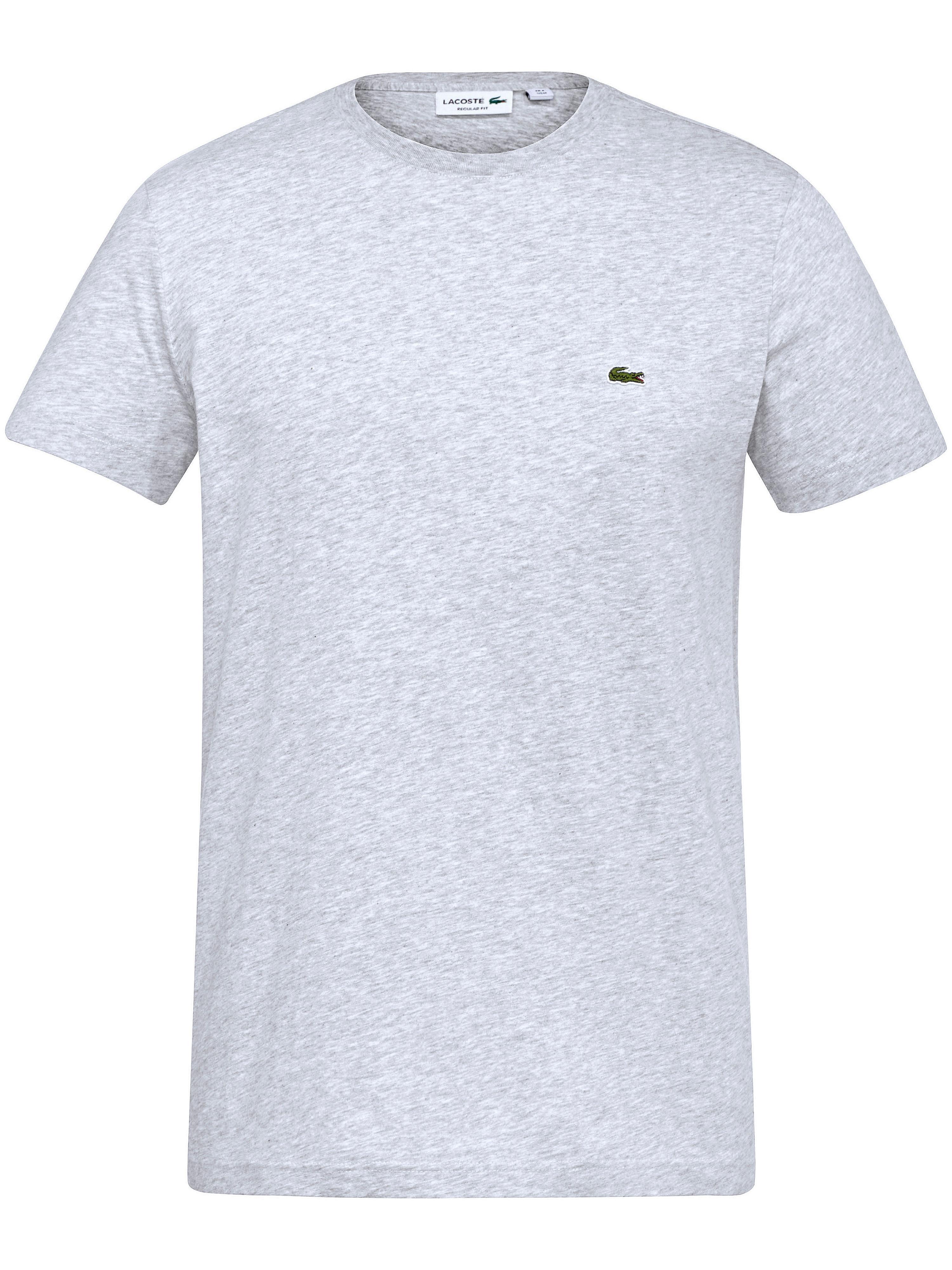 Le T-shirt  Lacoste gris taille 52