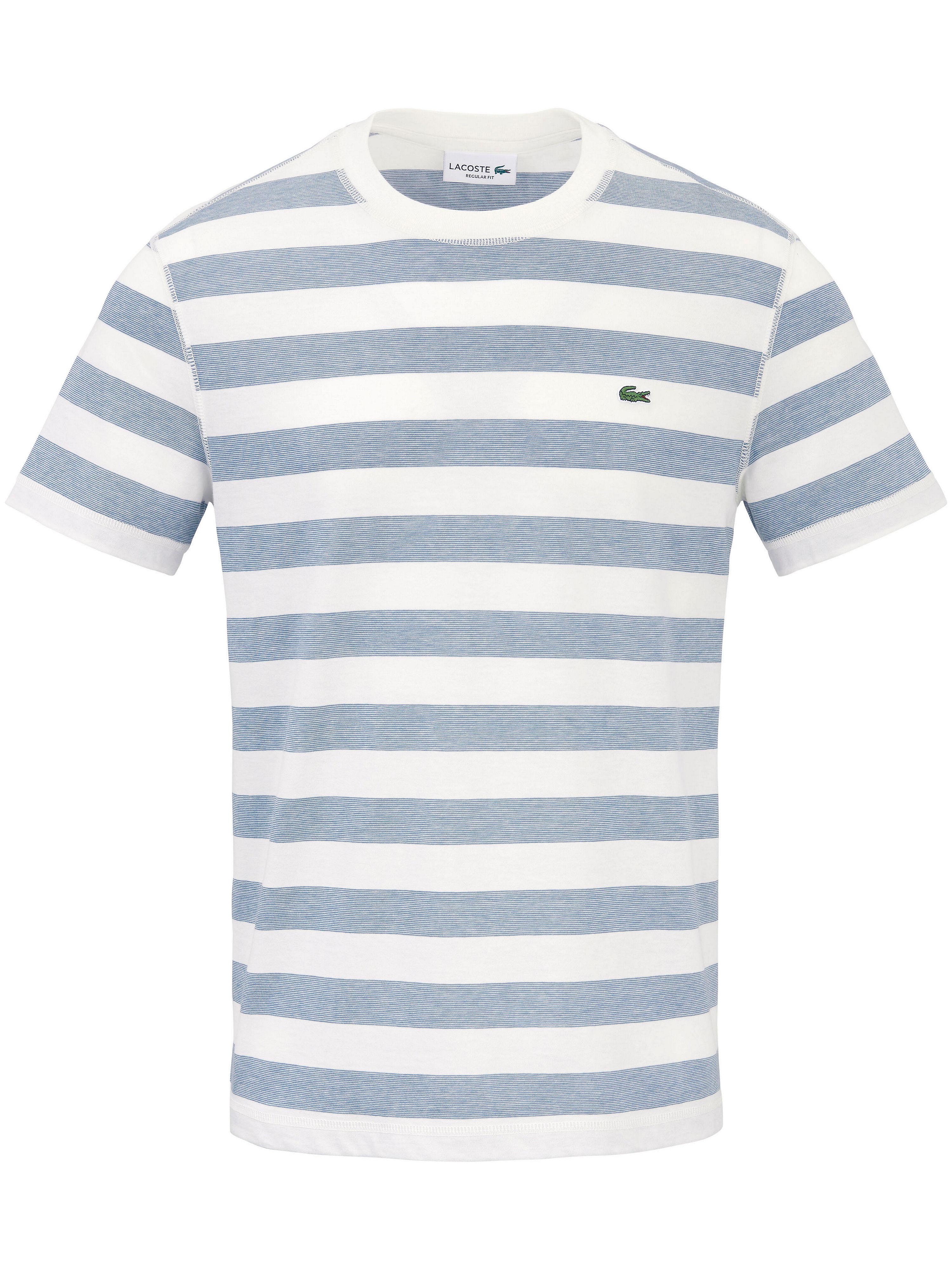 Image of   T-shirt rund halsudskæring Fra Lacoste blå