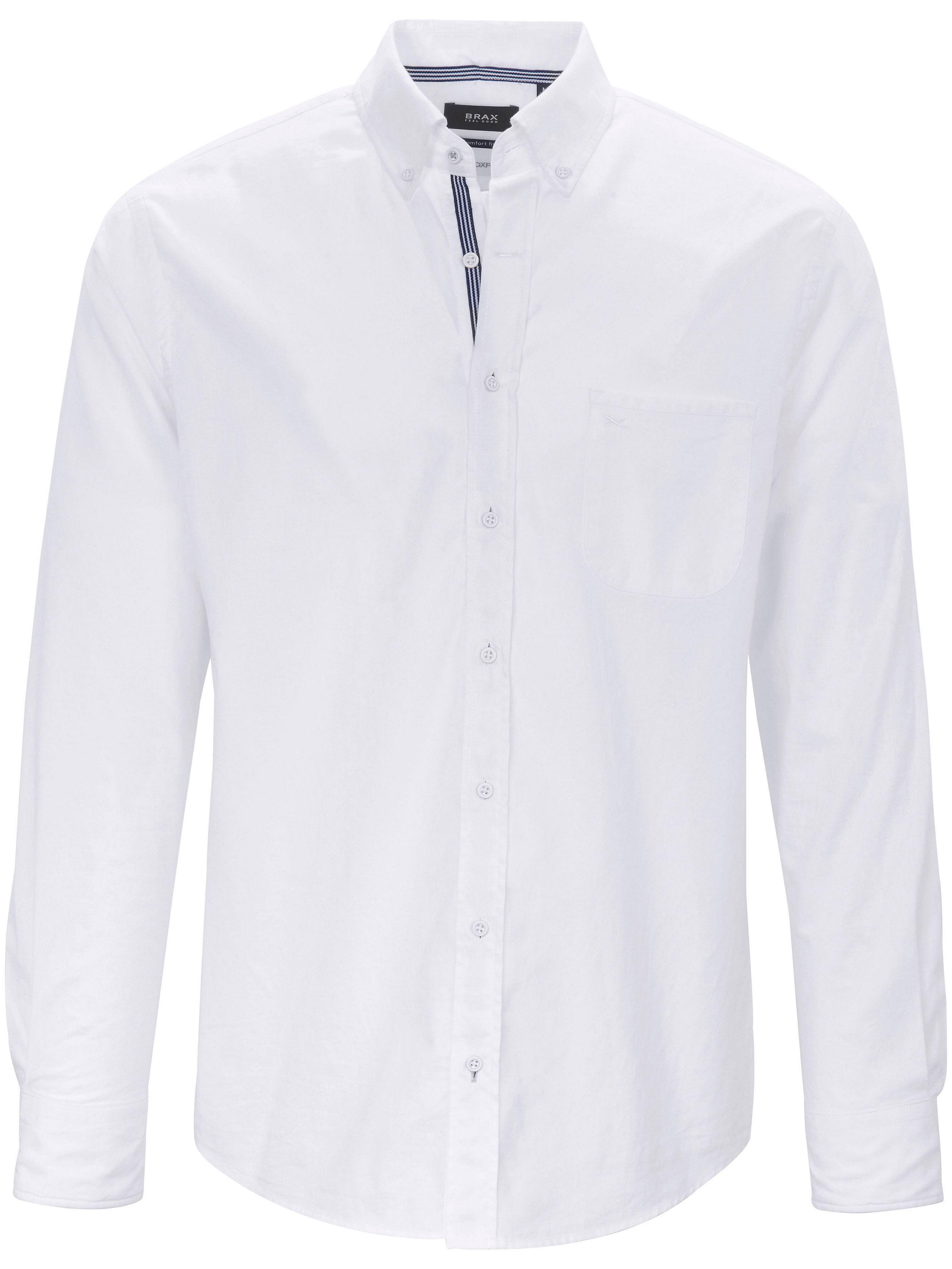 La chemise en pur coton  Brax Feel Good blanc