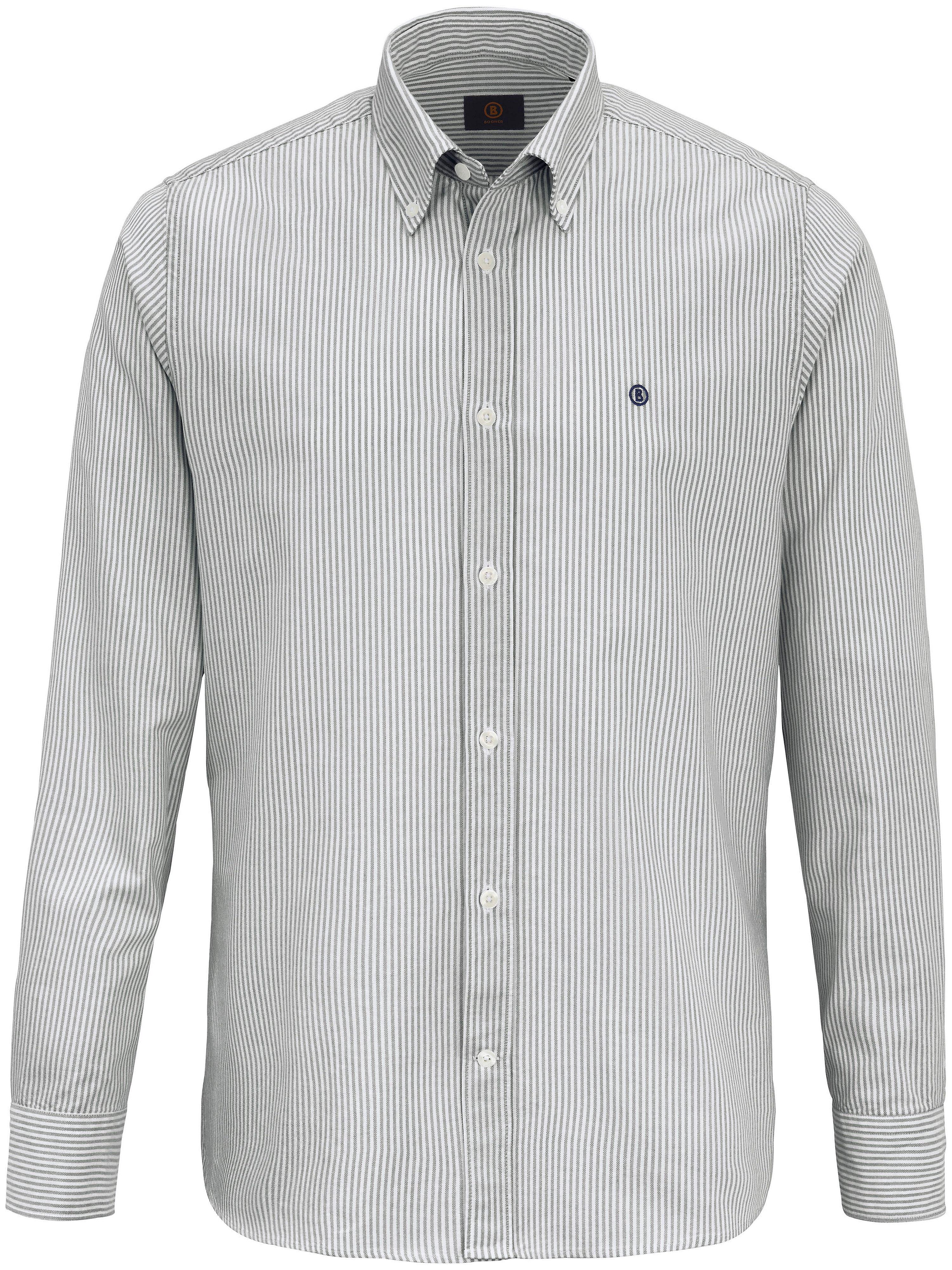 La chemise Oxford en pur coton  Bogner vert