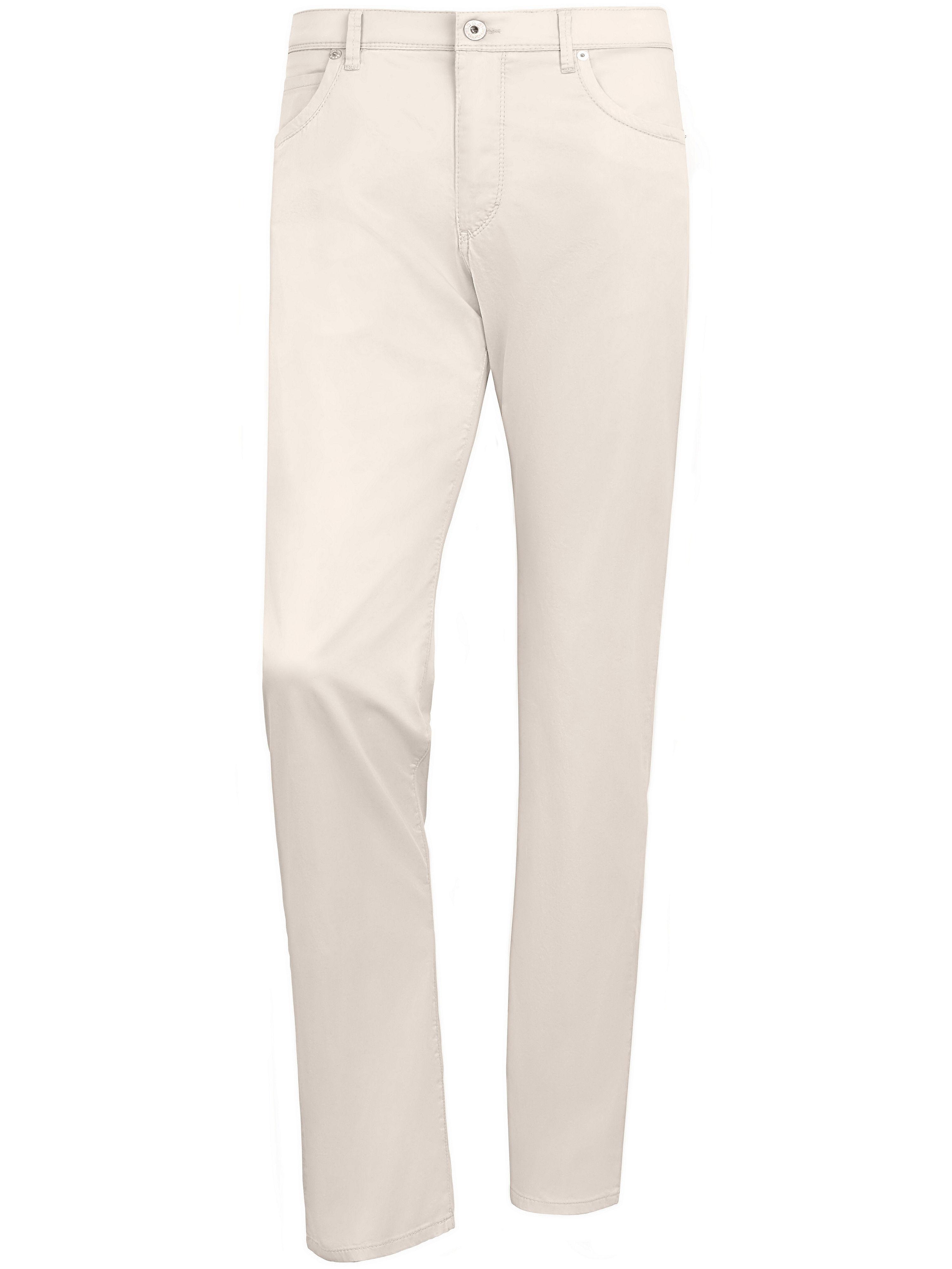 Image of   Bukser Comfortable Fit model Cadiz Fra Brax Feel Good beige