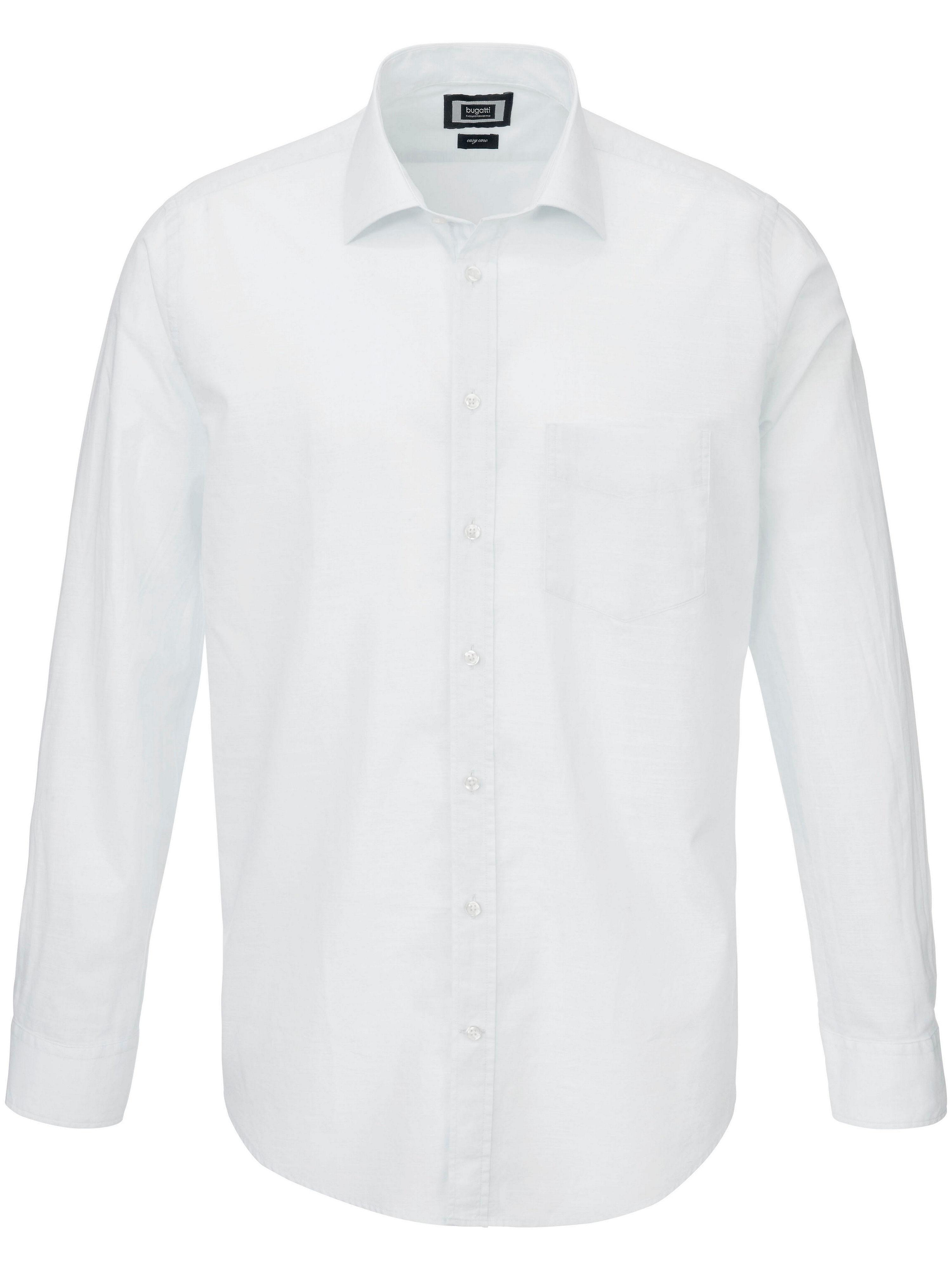 La chemise  Bugatti blanc