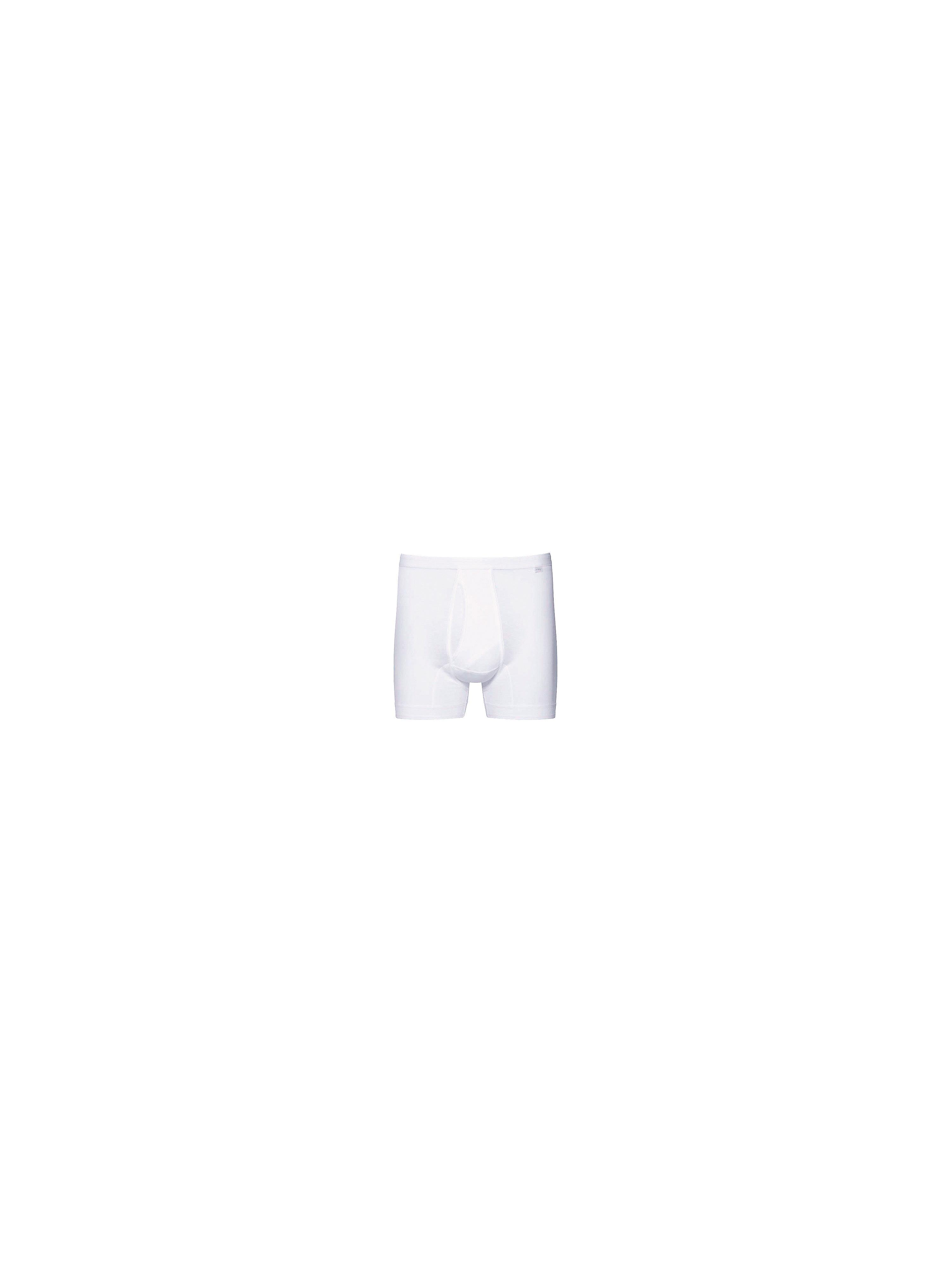 Le caleçon pur coton  Mey blanc taille 6
