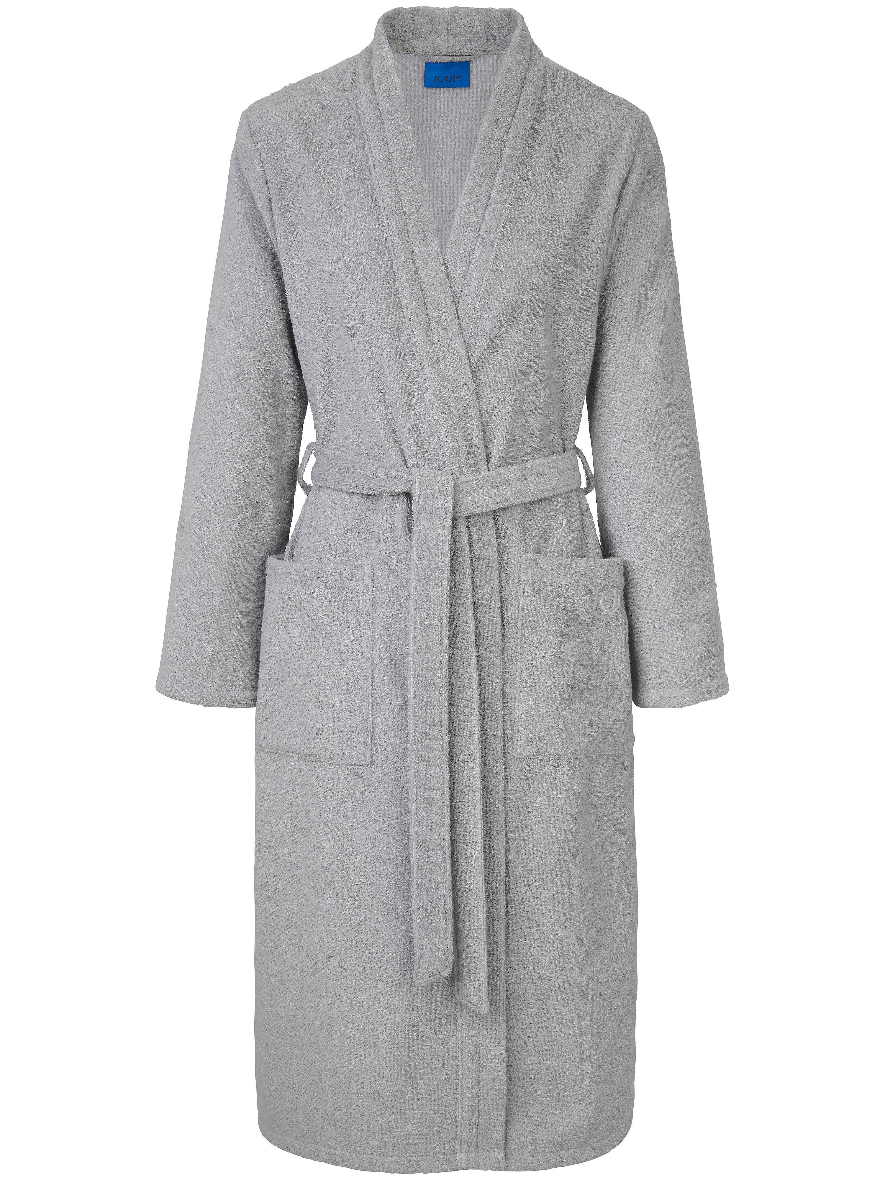 Bademantel in Kimono-Form Joop! silber | Bekleidung > Bademode > Bademäntel | Joop!