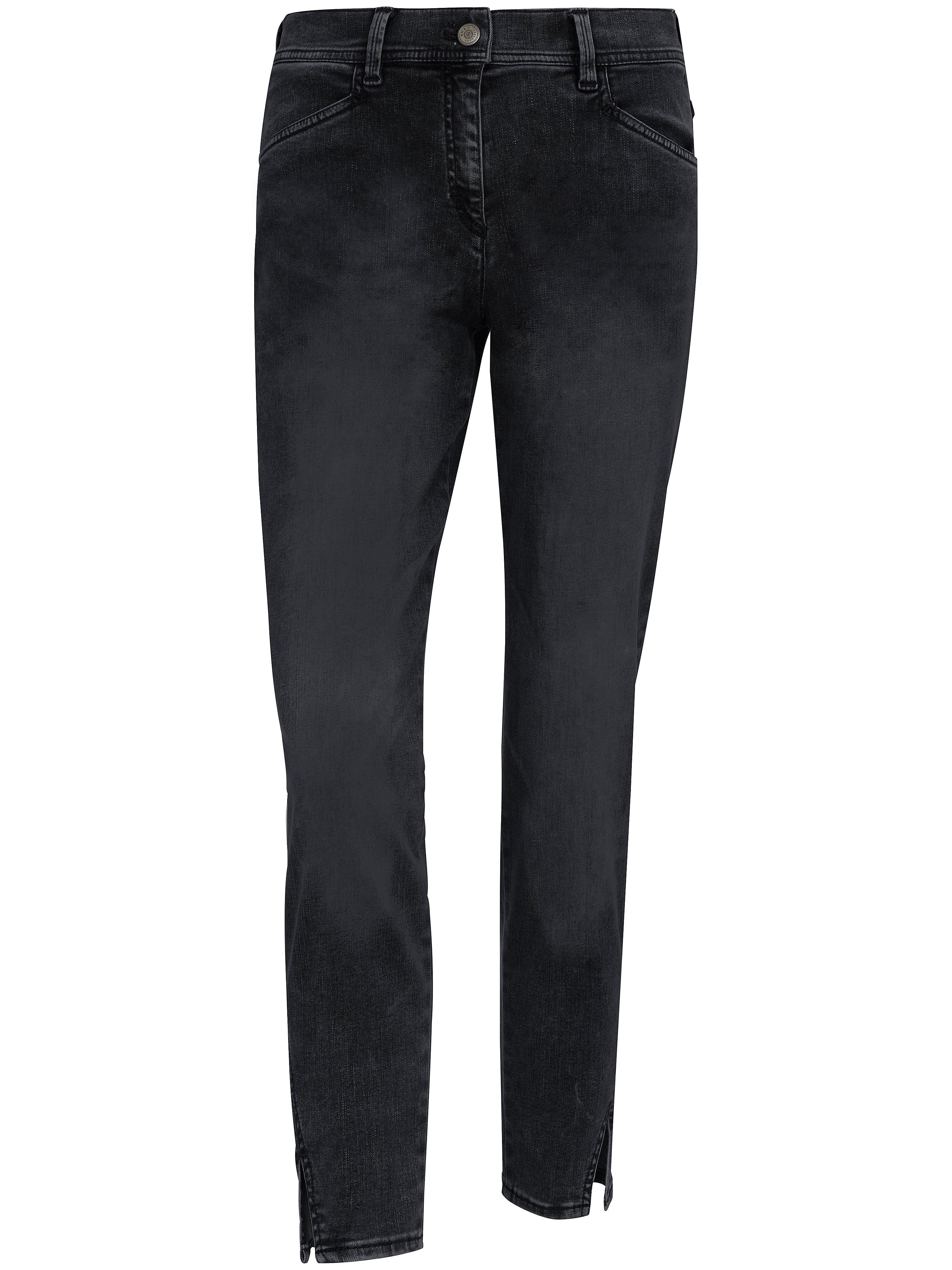 Image of Enkellange 'Slim Fit'-jeans Van Brax Feel Good denim