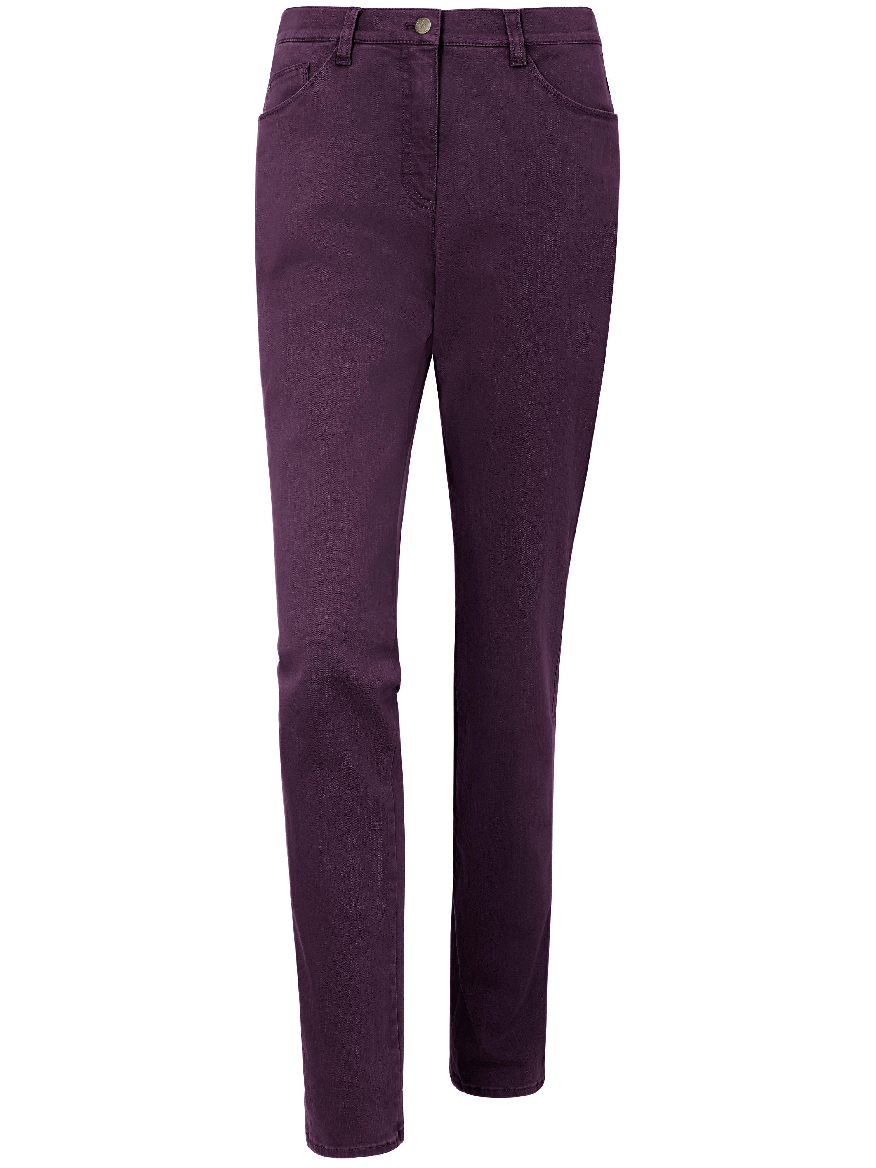 Image of   'Slim Fit'-jeans fra Brax Feel Good, model MARY Fra Brax Feel Good lilla