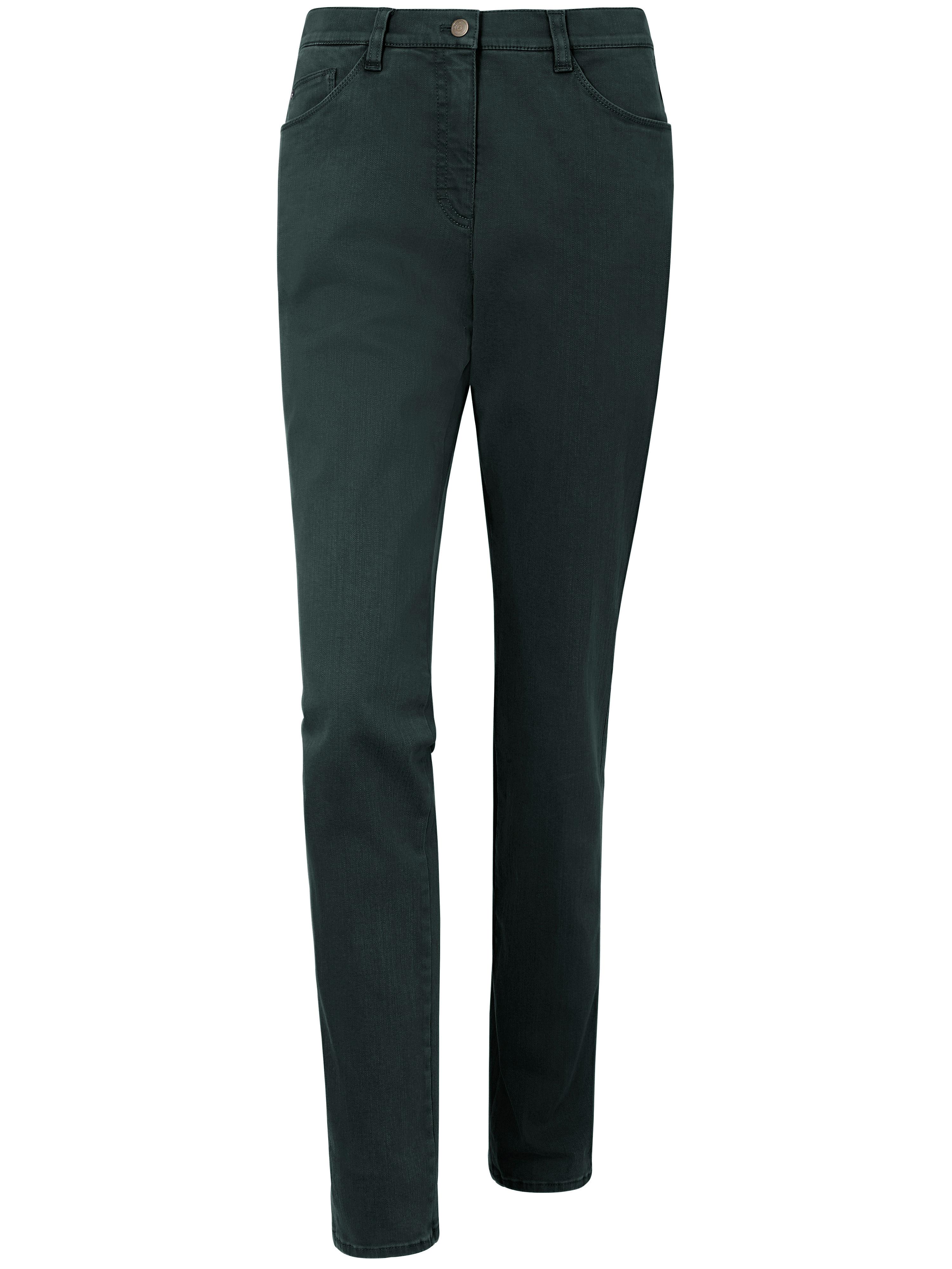 Image of Jeans, model Mary Van Brax Feel Good groen