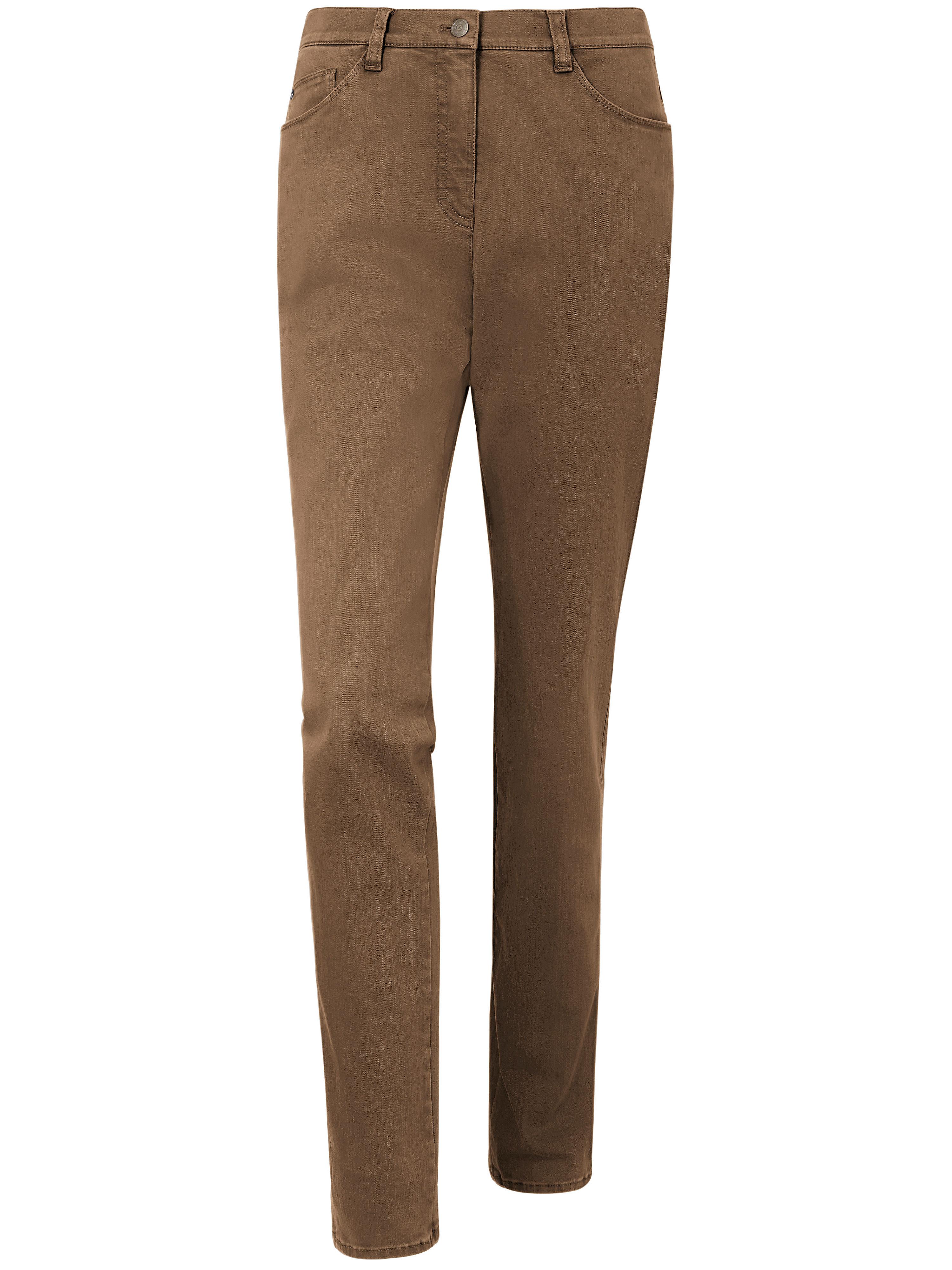 Image of   'Slim Fit'-jeans fra Brax Feel Good, model MARY Fra Brax Feel Good brun