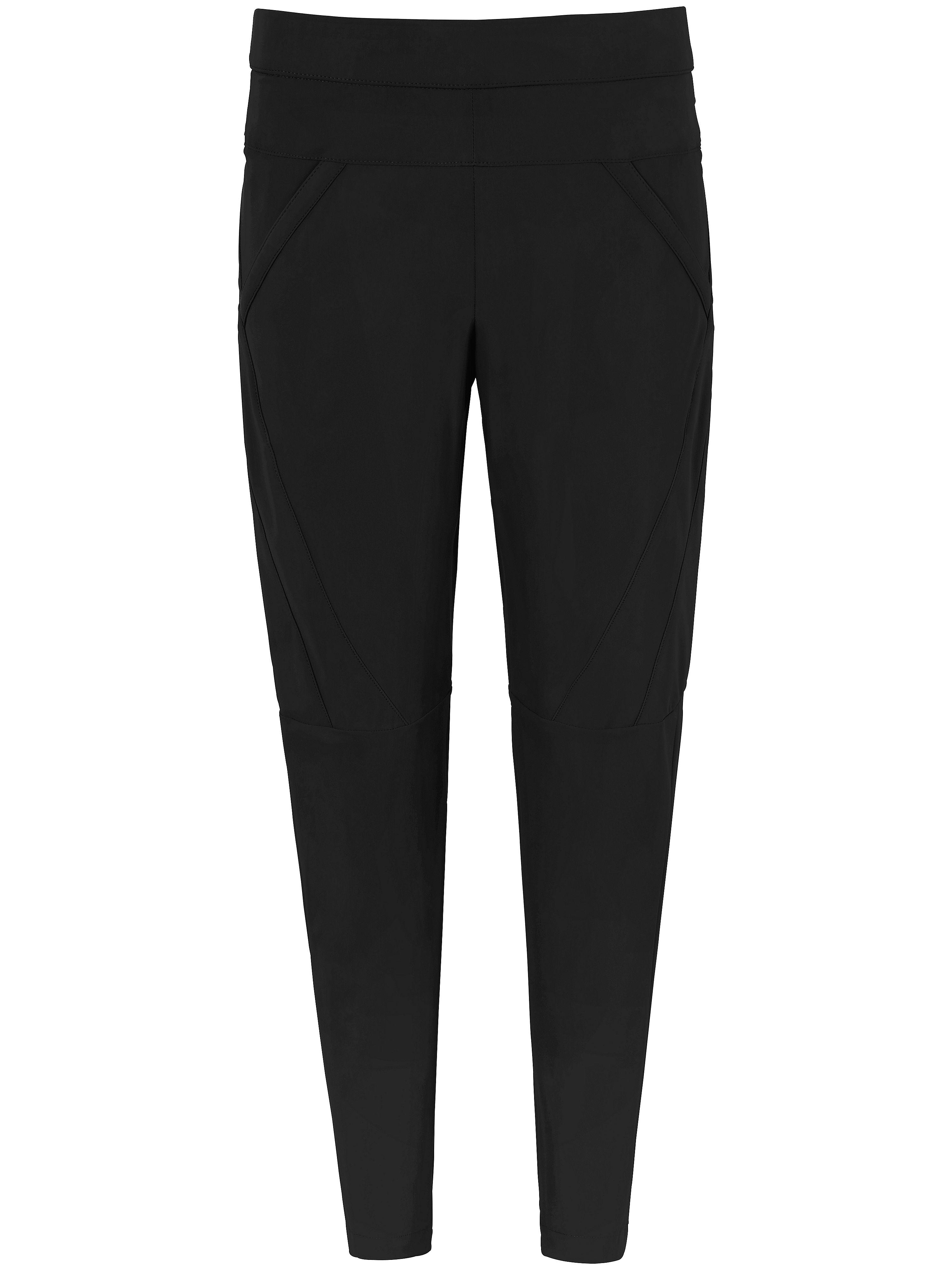 Le pantalon 7/8  Raffaello Rossi noir taille 42