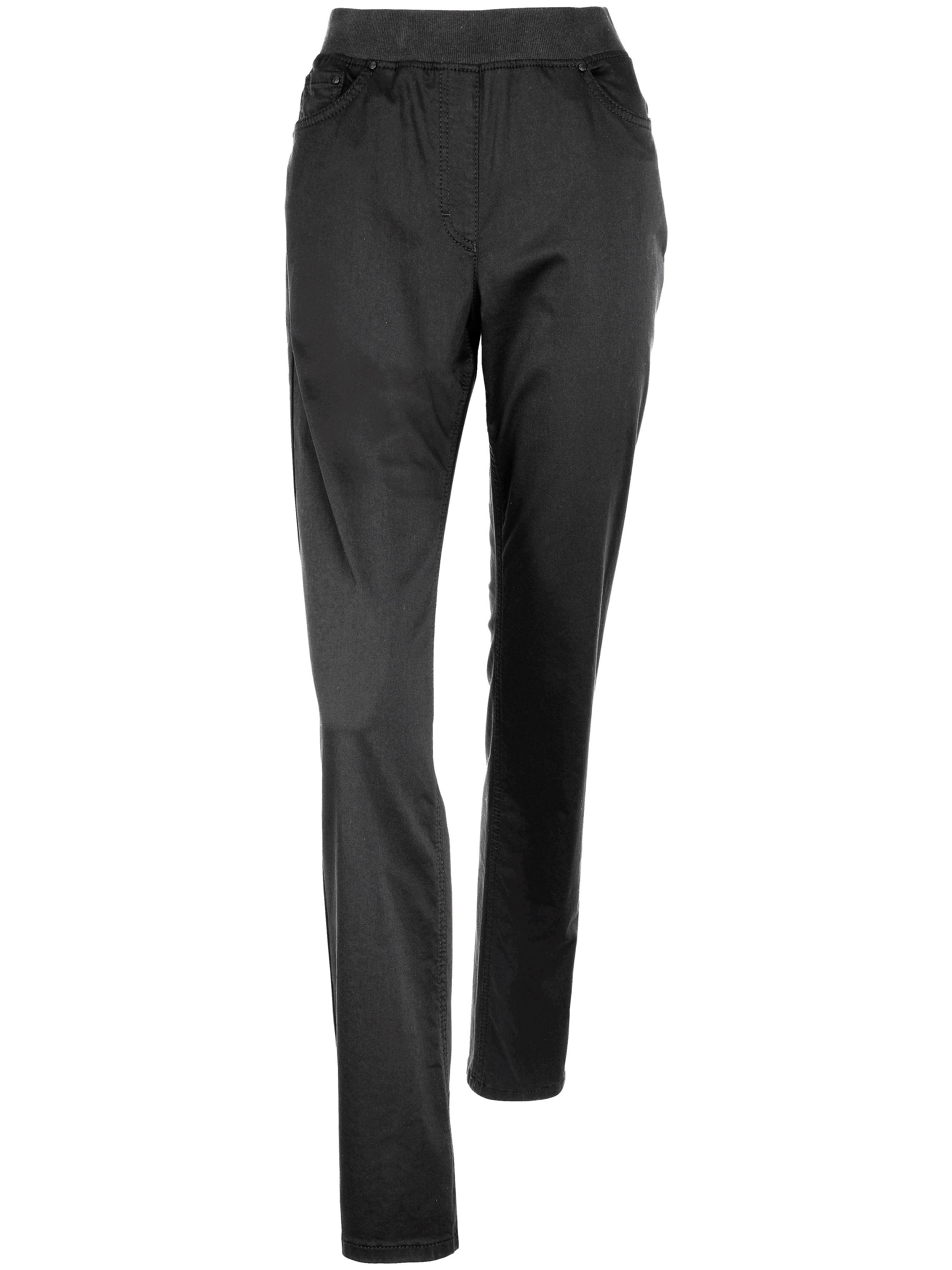 Comfort Plus-broek, model Carina Van Raphaela by Brax grijs
