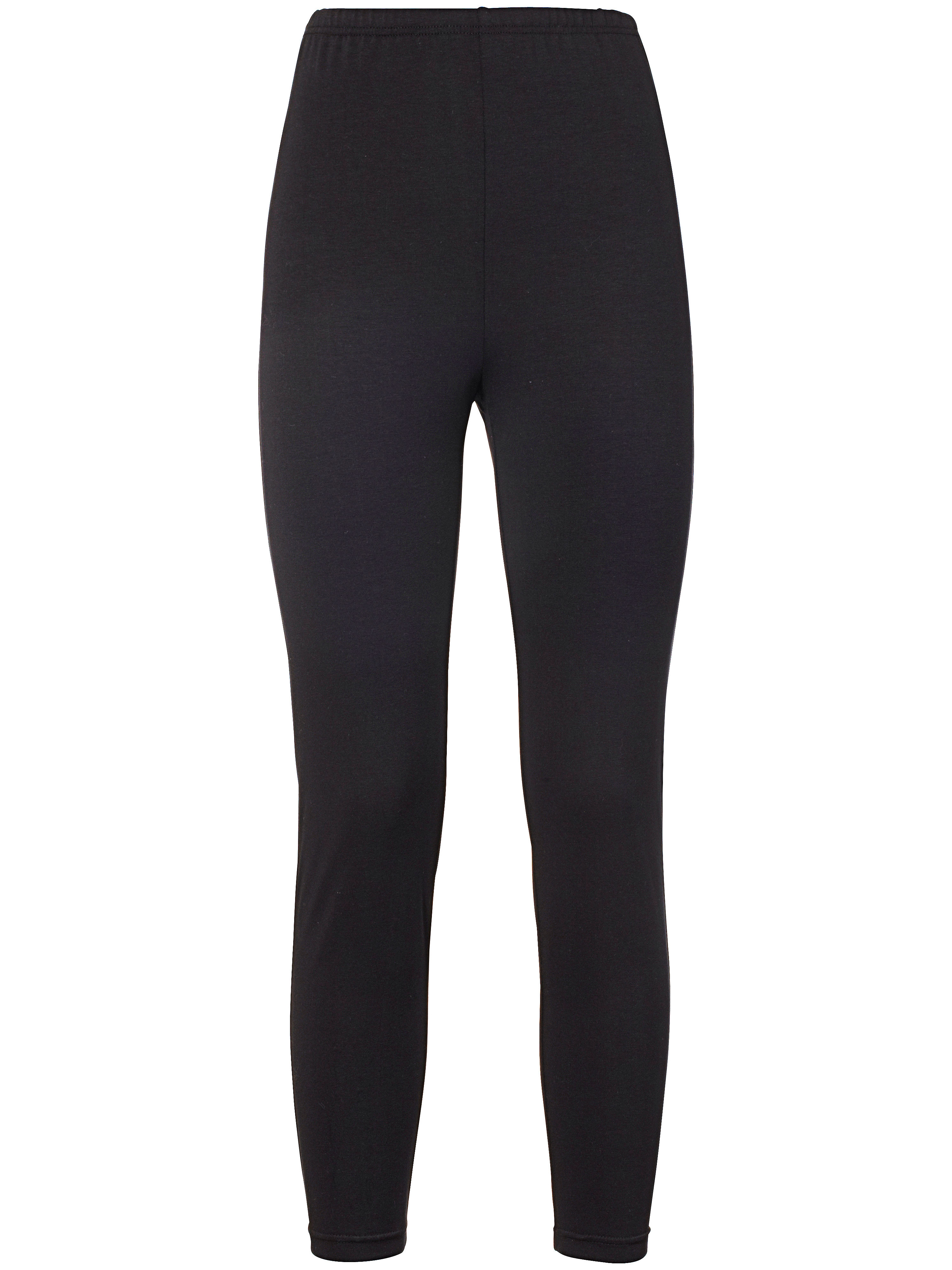 7/8-legging Van Green Cotton zwart