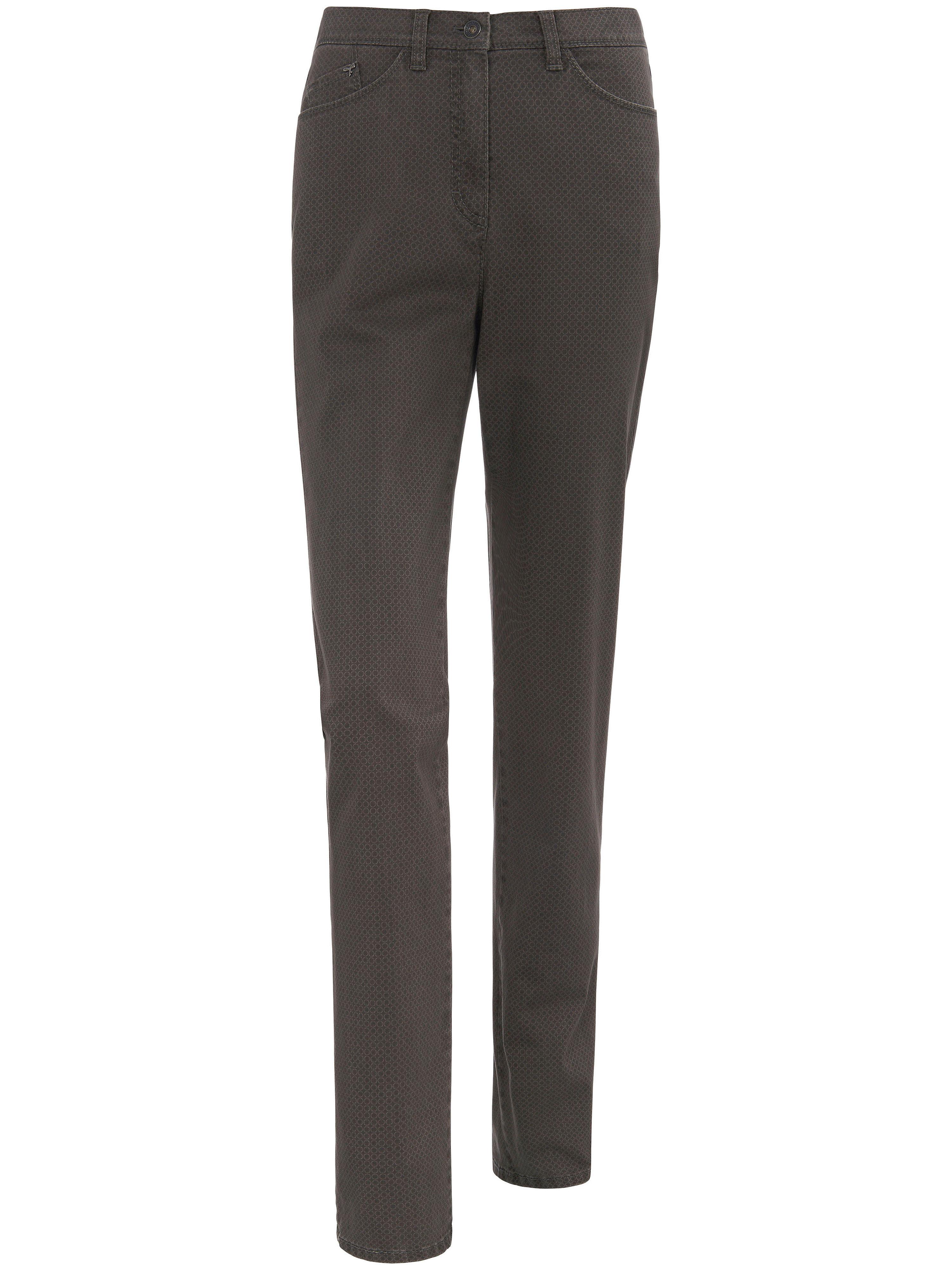 Image of   'ProForm S Super Slim'-jeans Fra Raphaela by Brax grøn