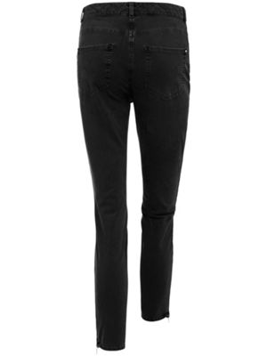 Enkellange jeans 'dream sensation skinny' van mac: supersmal 5 pocketsmodel van zeer elastisch en superzacht ...