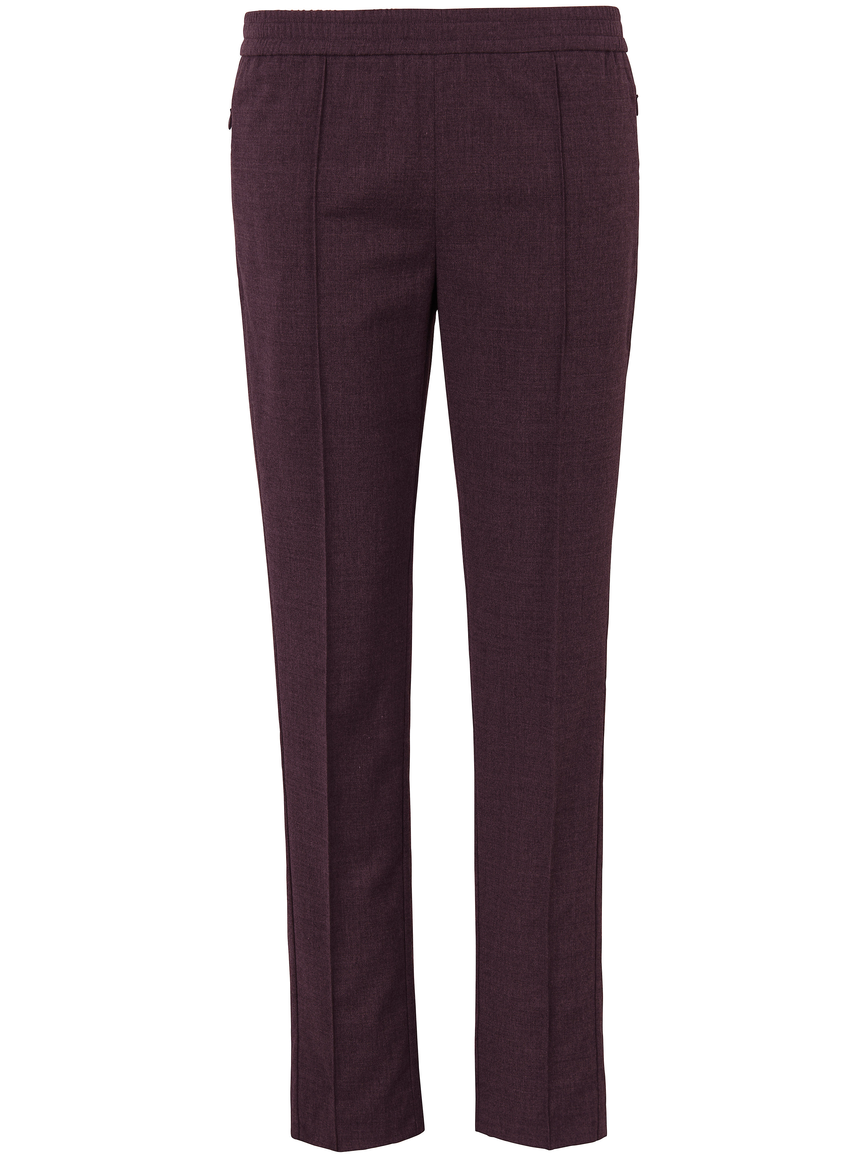 Le pantalon 7/8  Peter Hahn rouge taille 46