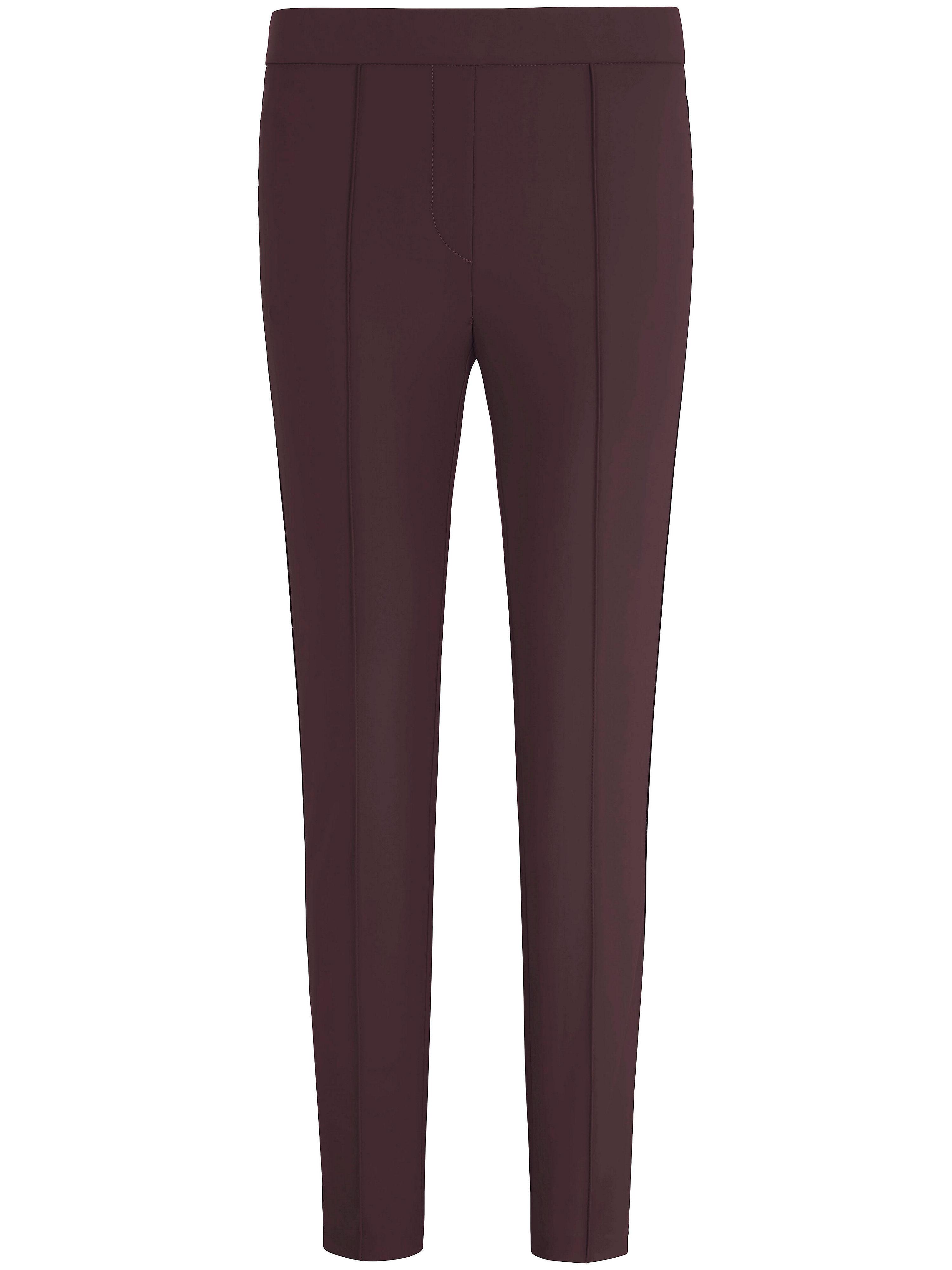 Comfortabele broek, model Jenny Aktive Van Toni rood
