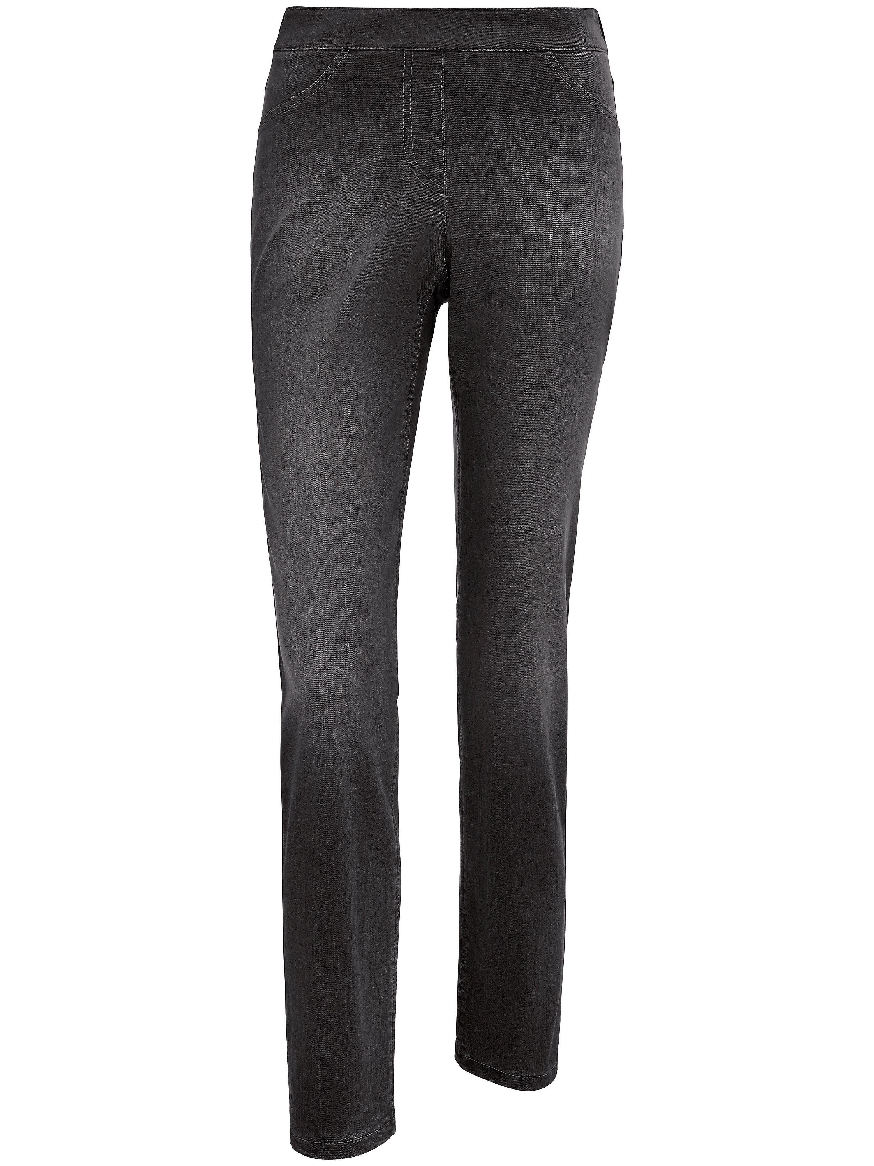 Image of   Ankellange jeans Fra Gerry Weber Edition brun