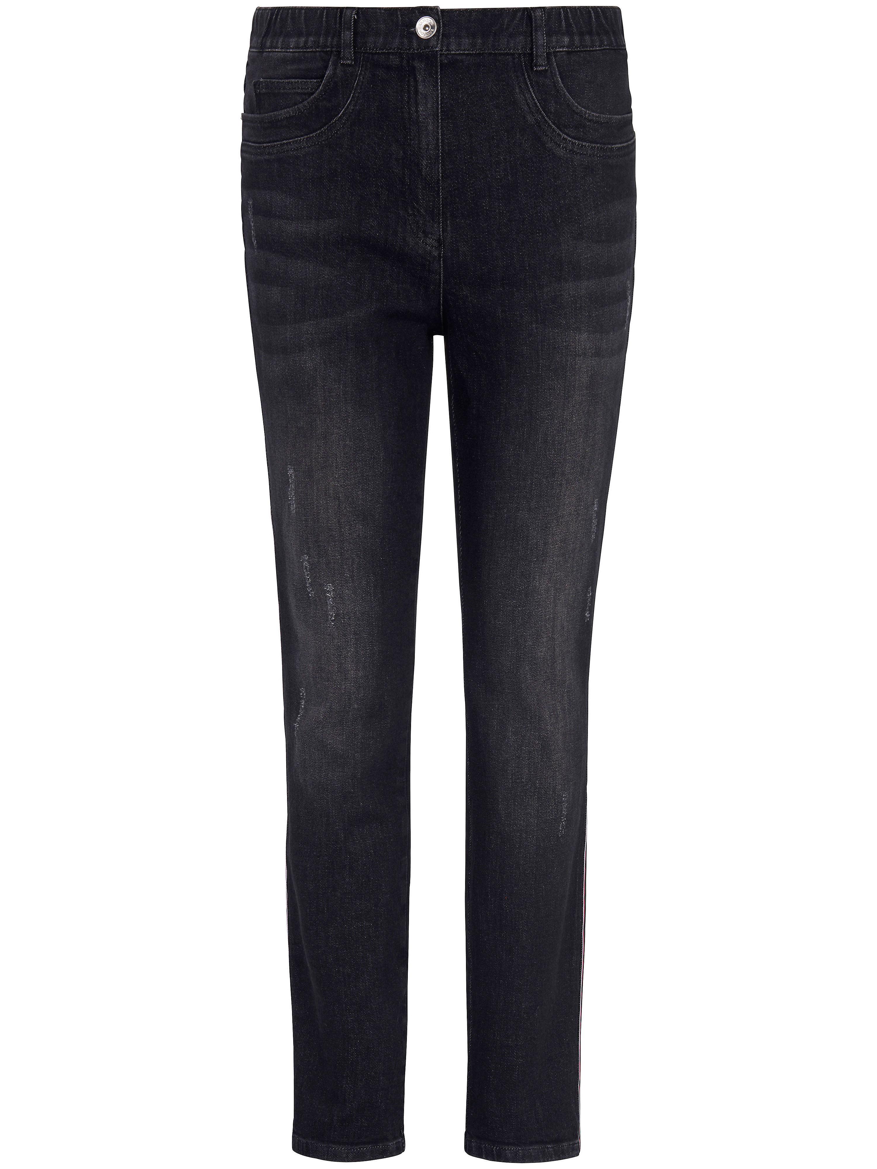 Image of   7/8 Jeans Fra Samoon sort