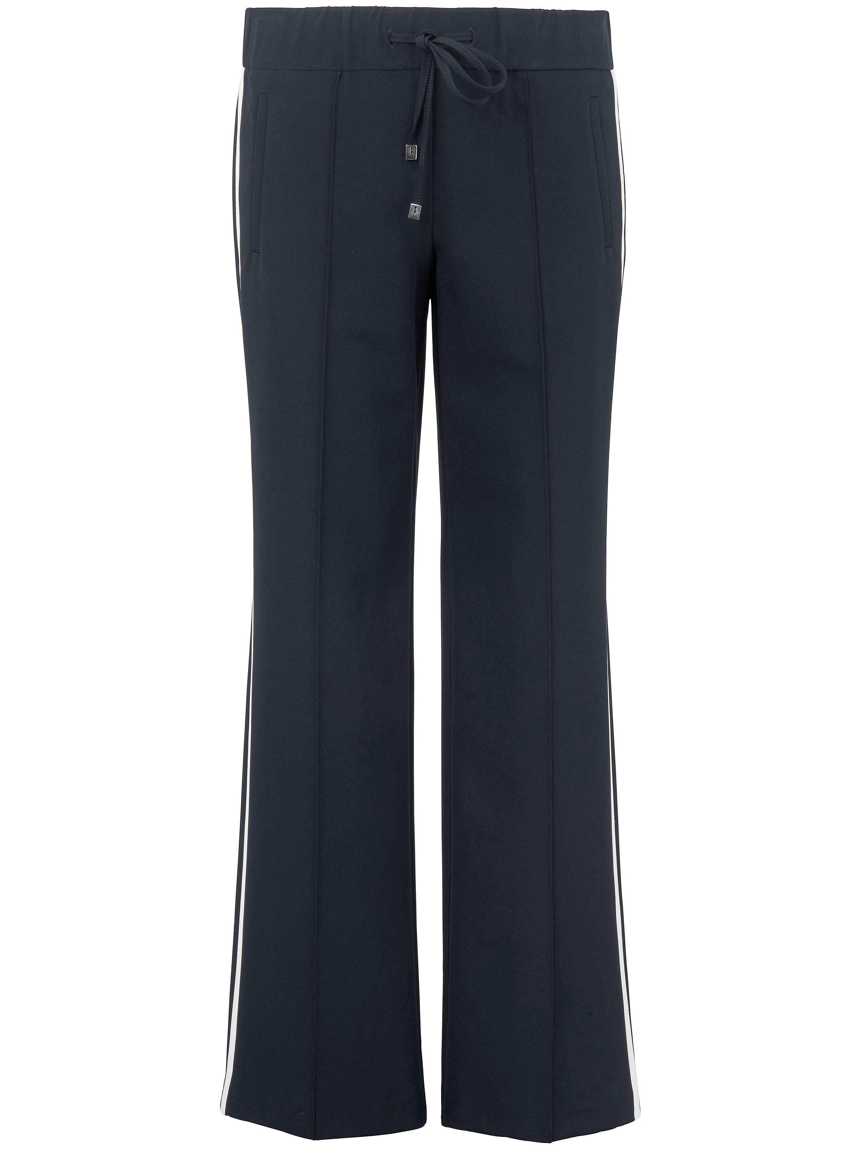 Le pantalon  Peter Hahn bleu taille 38