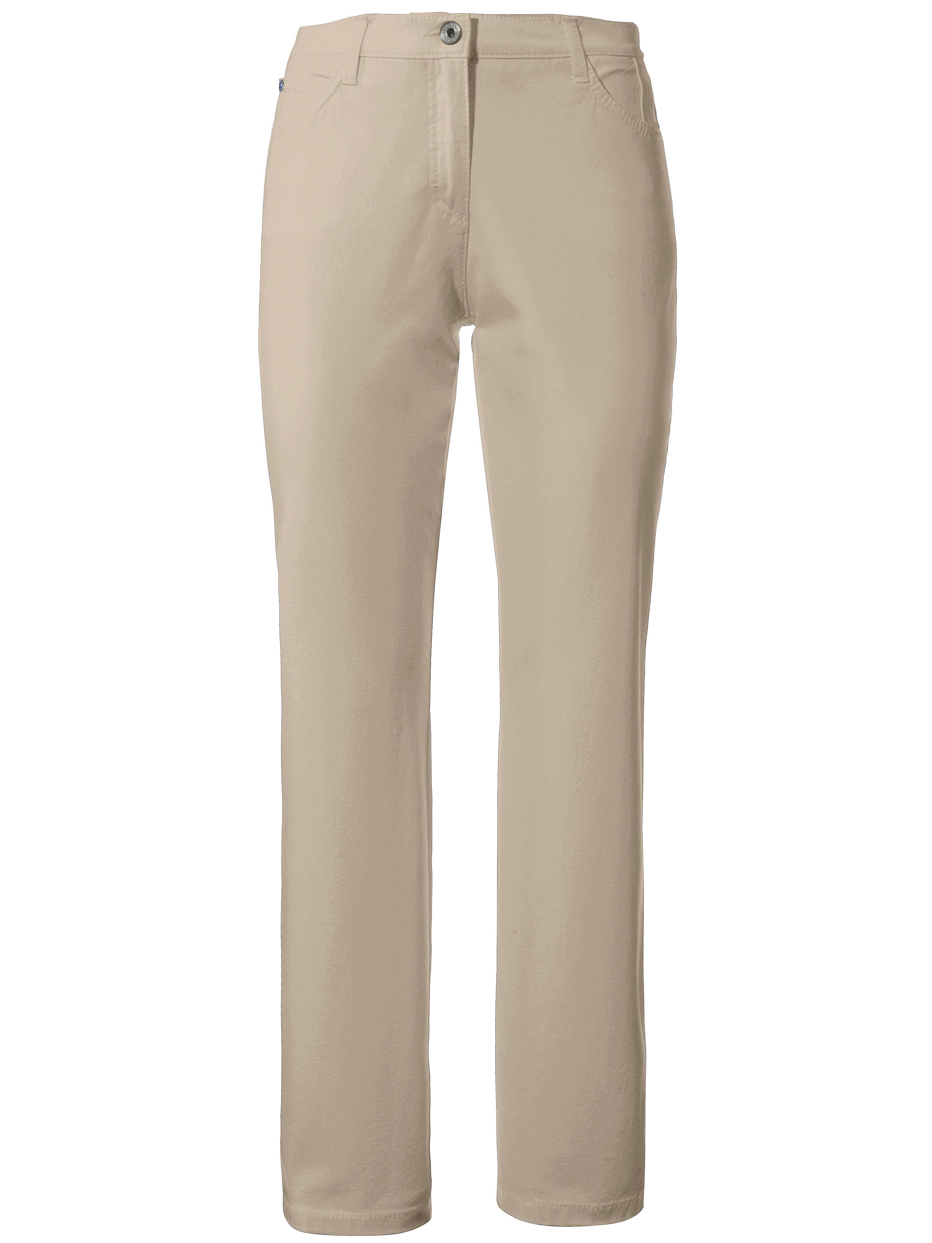 Image of   Buks 'Feminine Fit' Fra Brax Feel Good beige