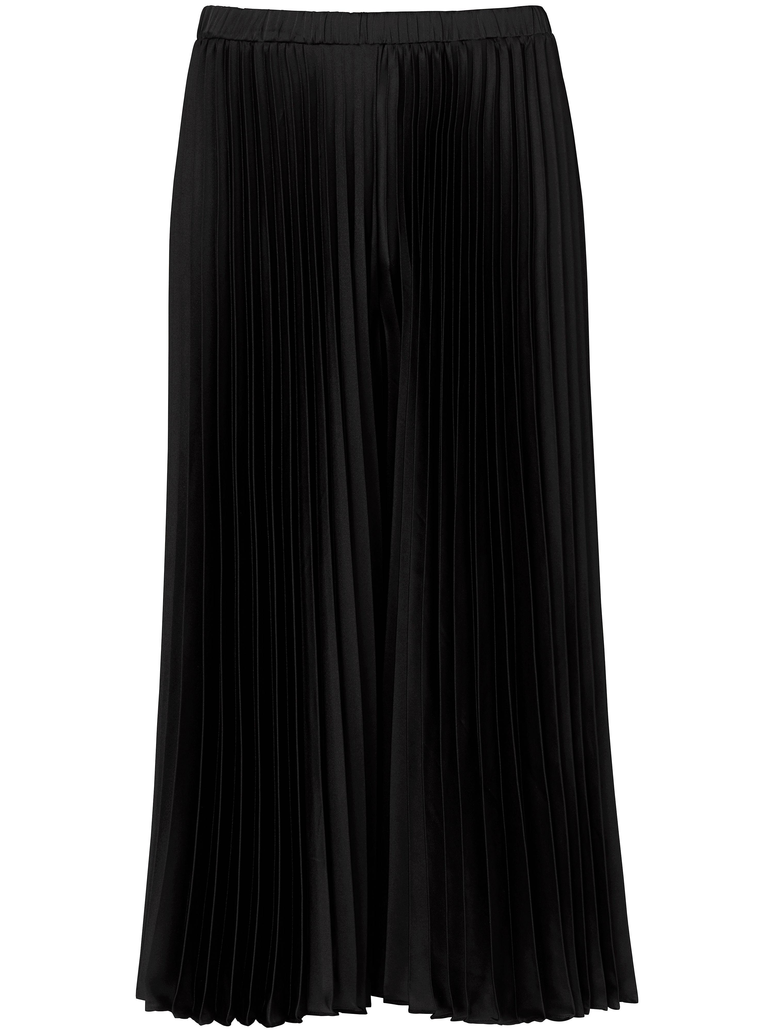 Hosenrock Plissee-Falten Uta Raasch schwarz | Bekleidung > Röcke > Hosenröcke | Uta Raasch