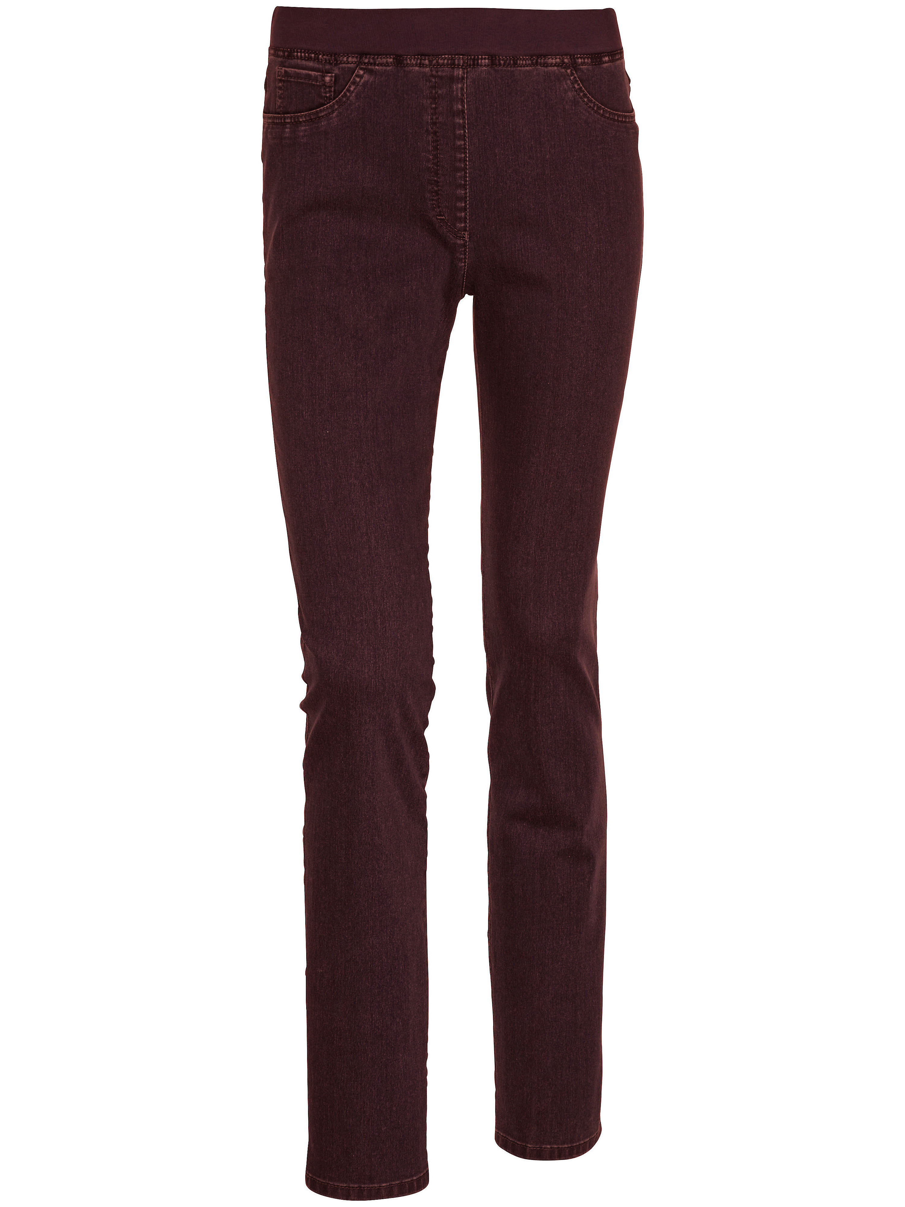 Image of   'Comfort Plus'- jeans, Raphaela by Brax - CARINA Fra Raphaela by Brax rød