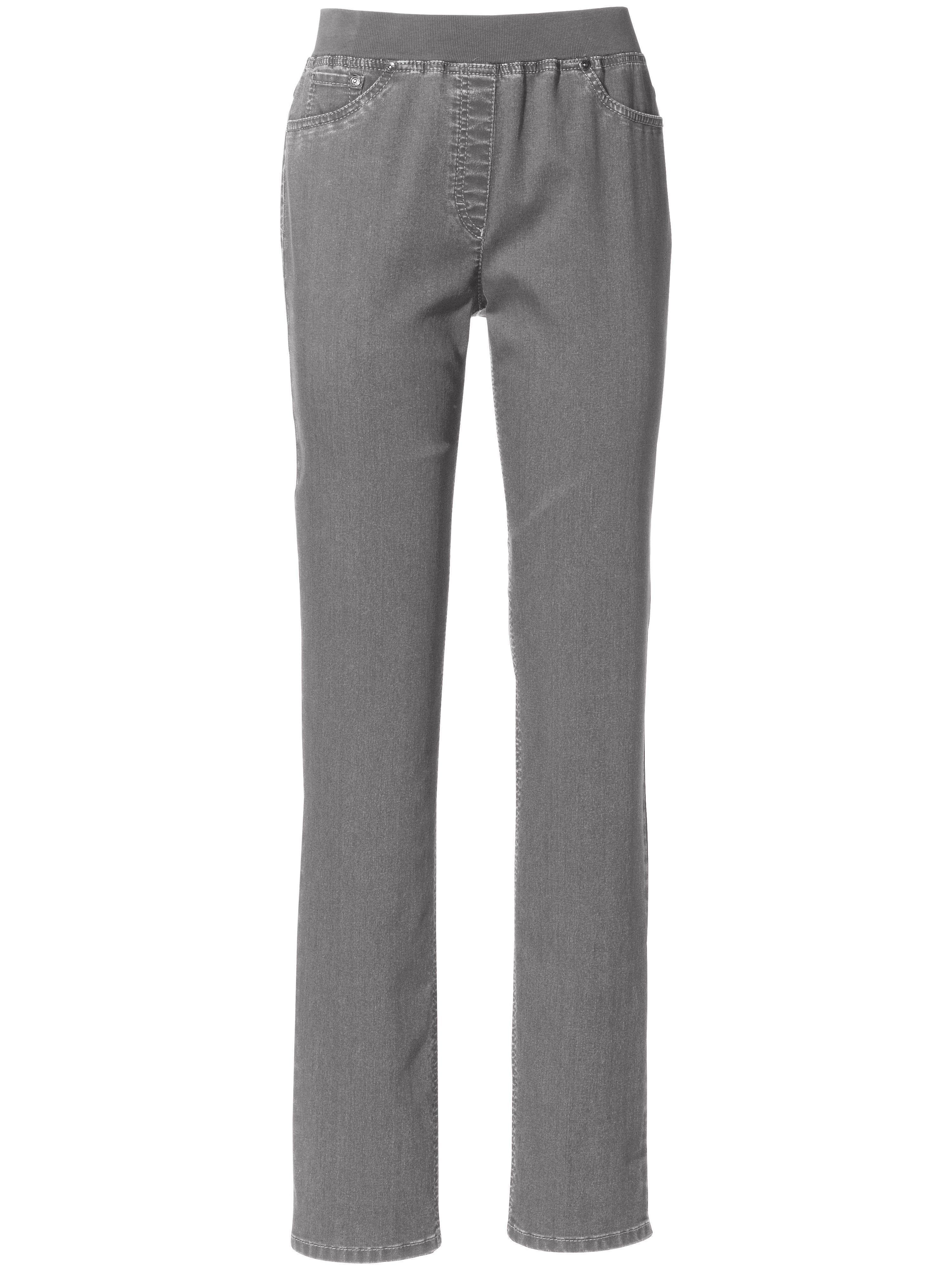 ProForm Slim-Jeans, model Pamina Van Raphaela by Brax grijs