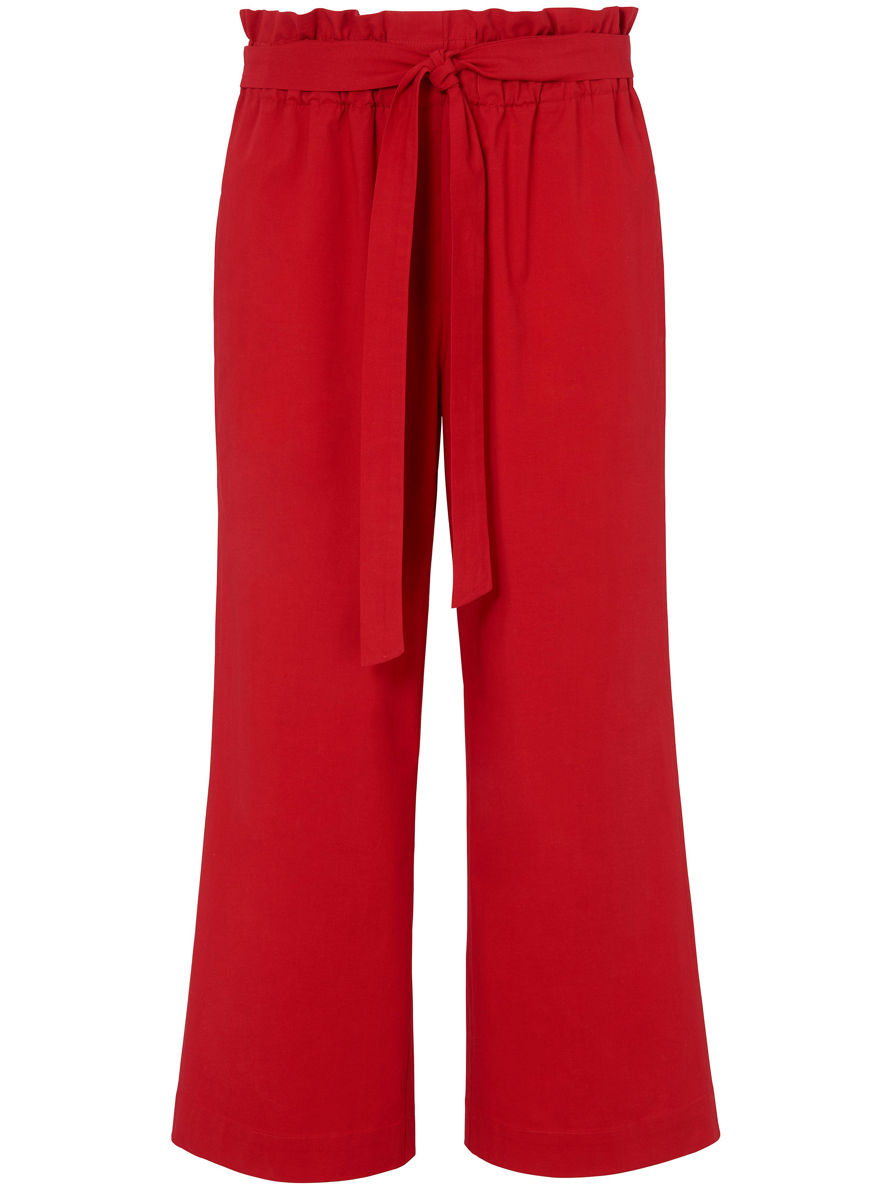 Le pantalon 7/8  MYBC rouge taille 44