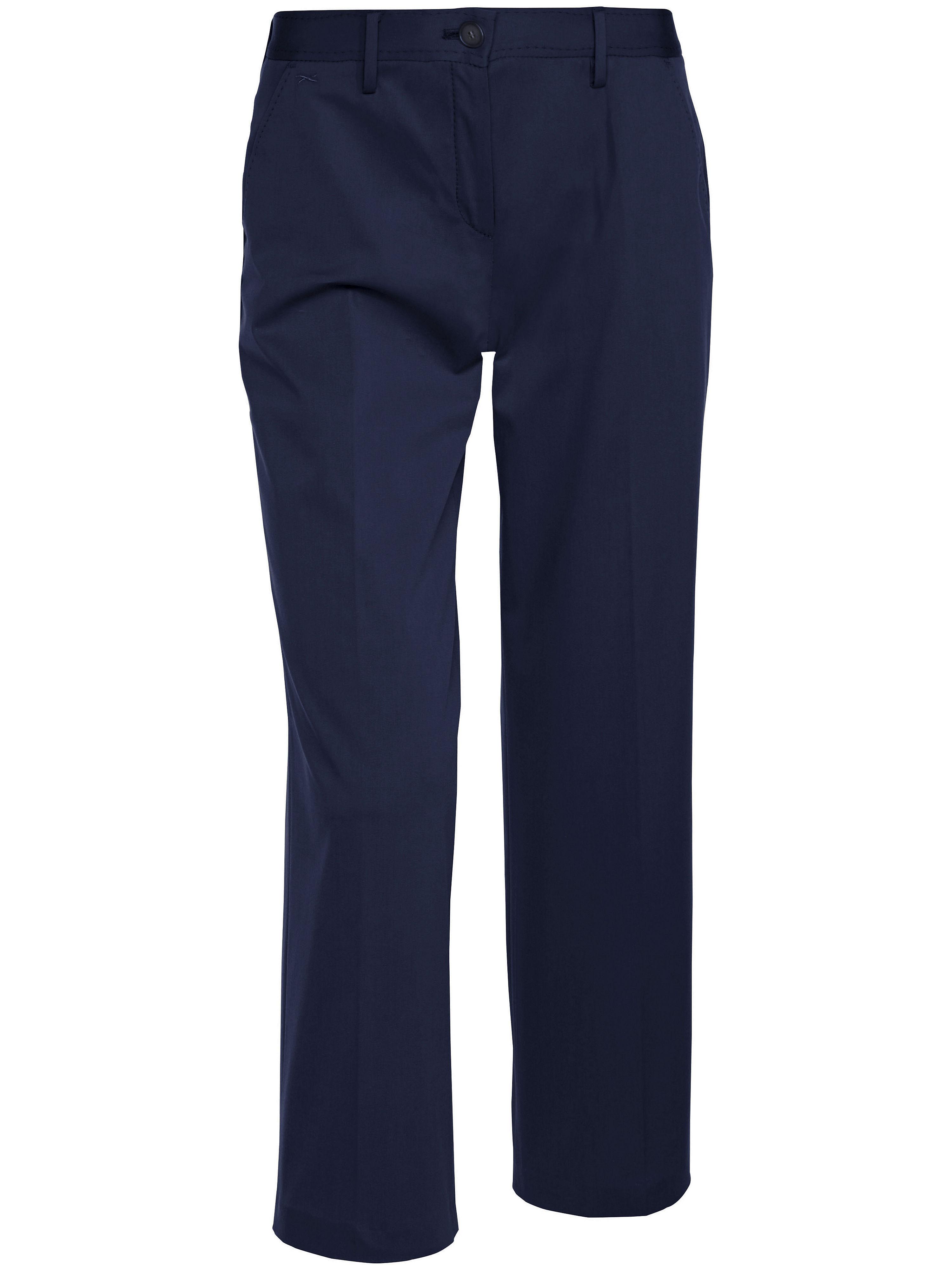 Image of   7/8-bukser Modern Fit Fra Brax Feel Good blå