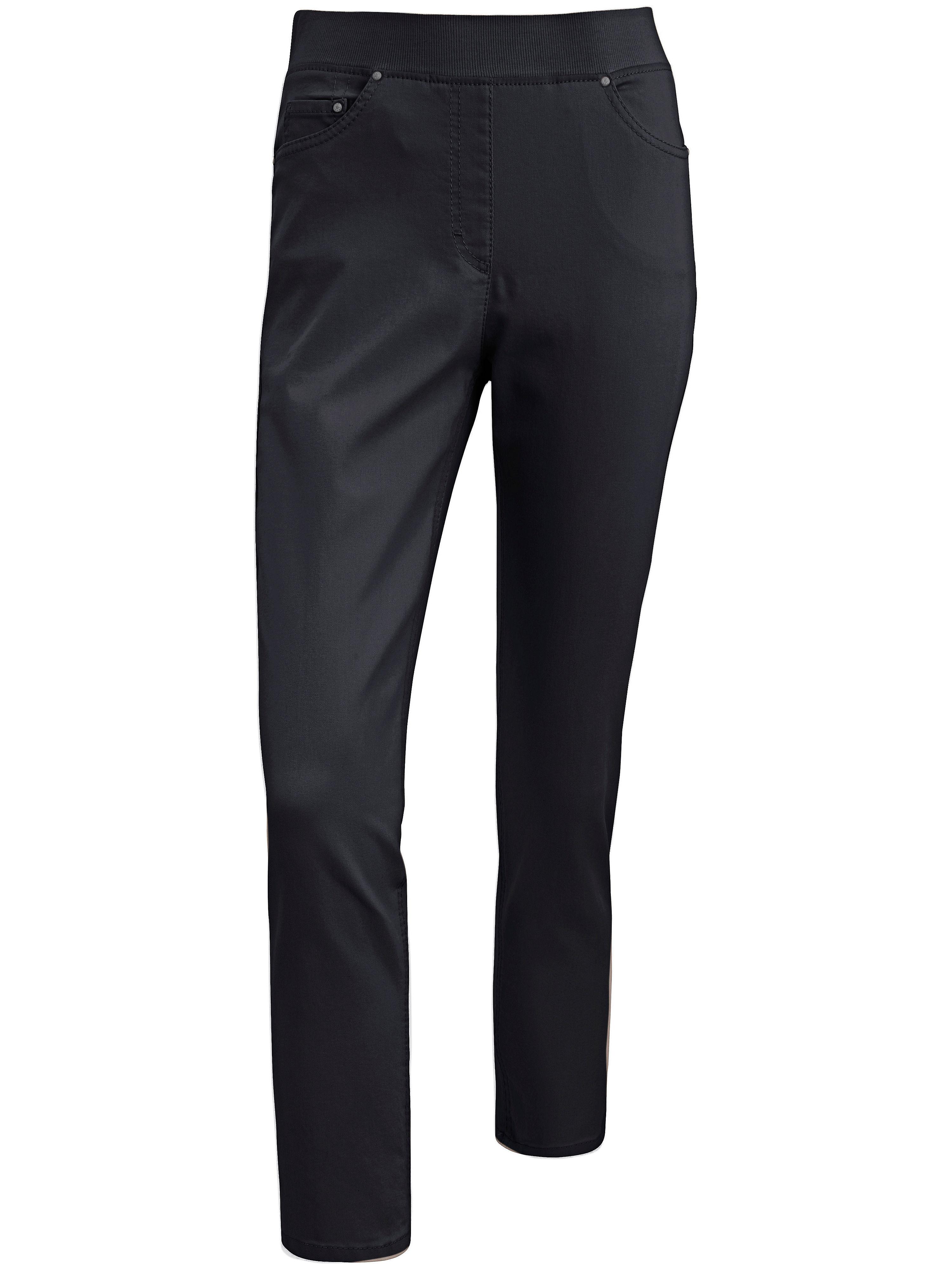 Image of   Comfort Plus-jeans i 7/8-længde model Carina Fra Raphaela by Brax blå