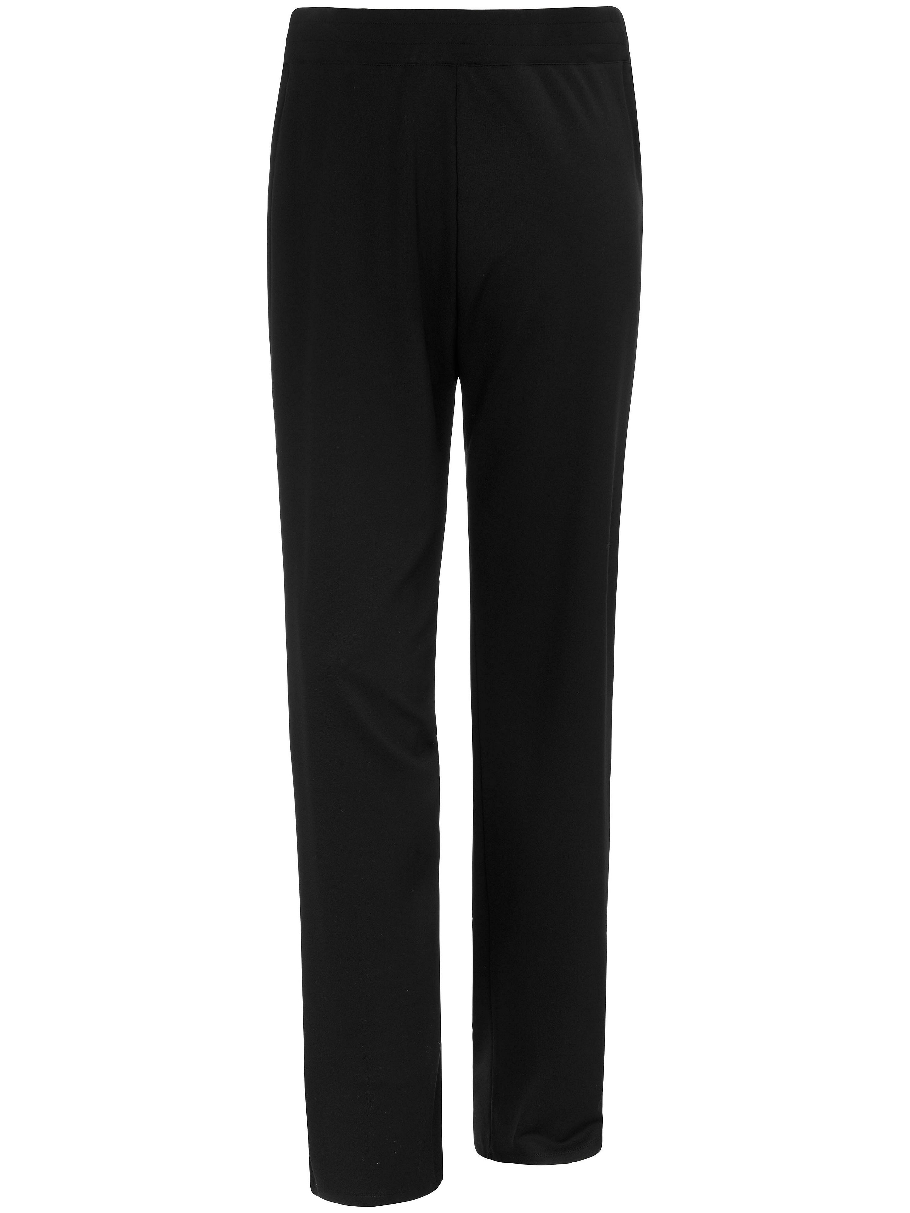 Le pantalon en jersey  Anna Aura noir