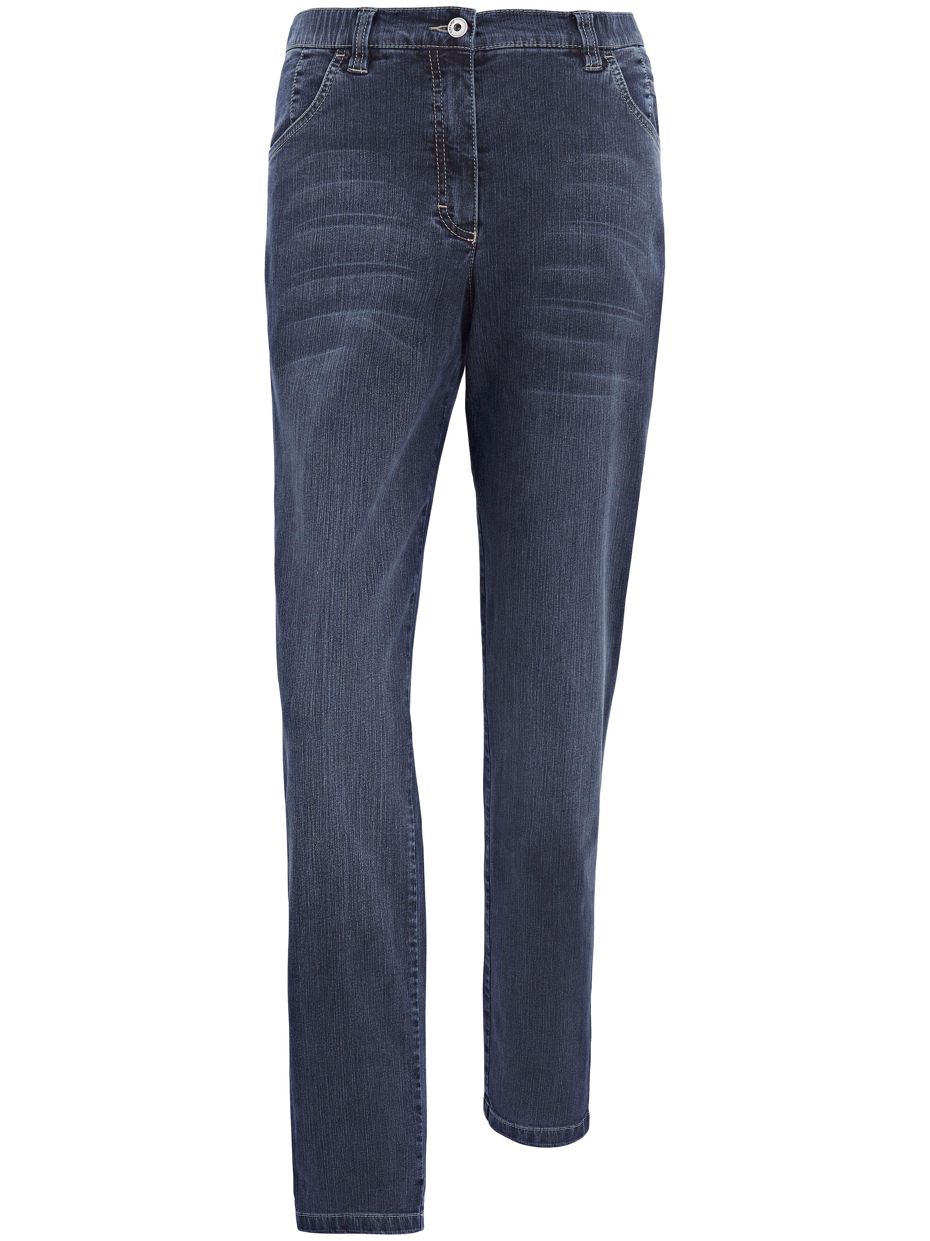 Le jean - Modèle BETTY CS  KjBrand bleu