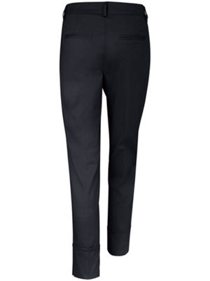Enkellange broek van day.like: puur en clean. een broek voor vele gelegenheden en elke stijl! van chique ...